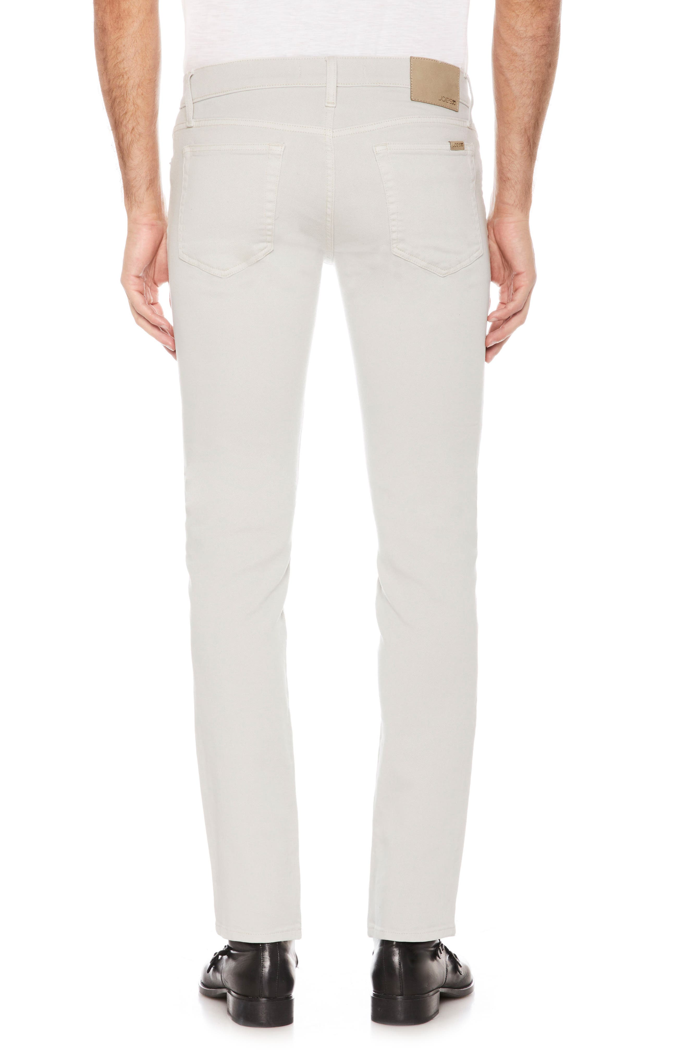 Brixton Slim Straight Leg Jeans,                             Alternate thumbnail 2, color,                             100