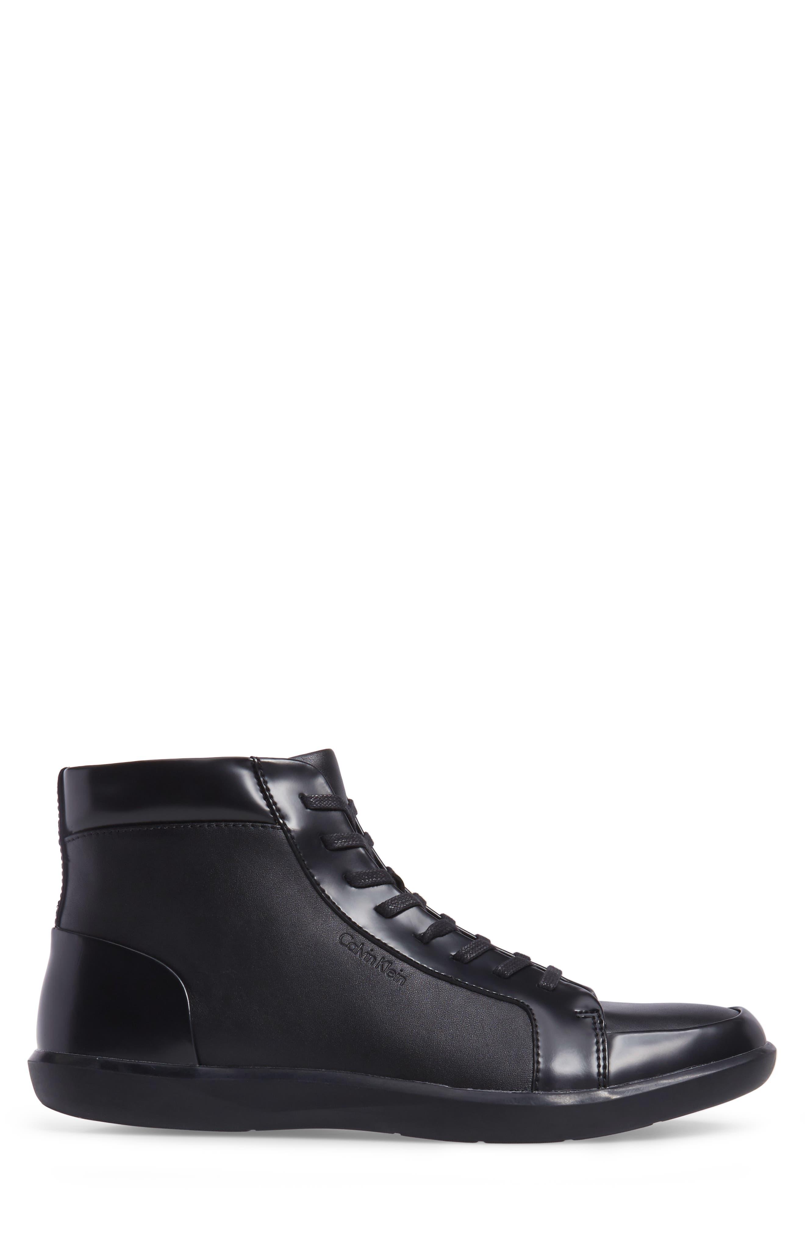 Malvern Sneaker,                             Alternate thumbnail 3, color,                             001