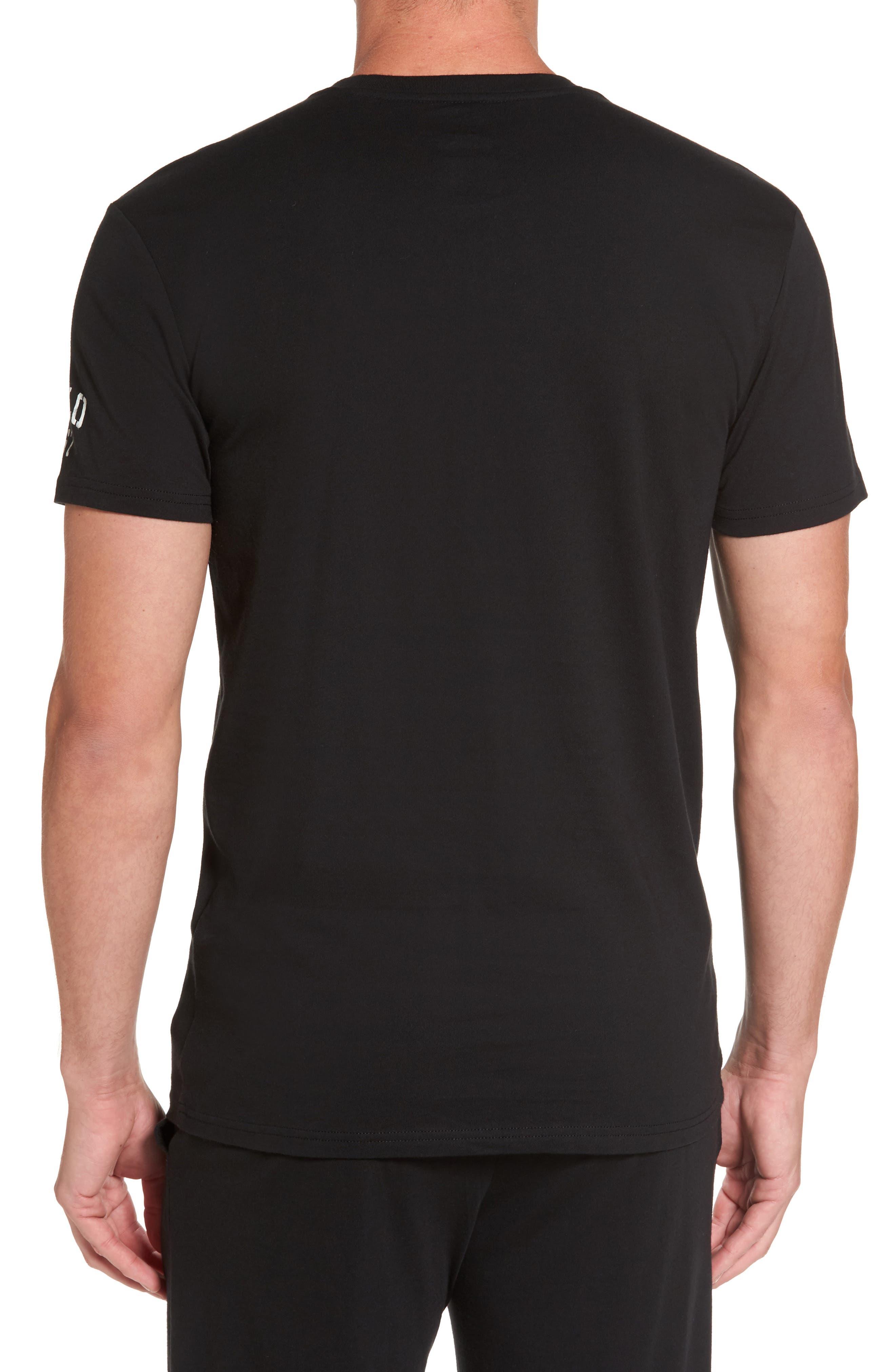 Crewneck T-Shirt,                             Alternate thumbnail 2, color,                             013