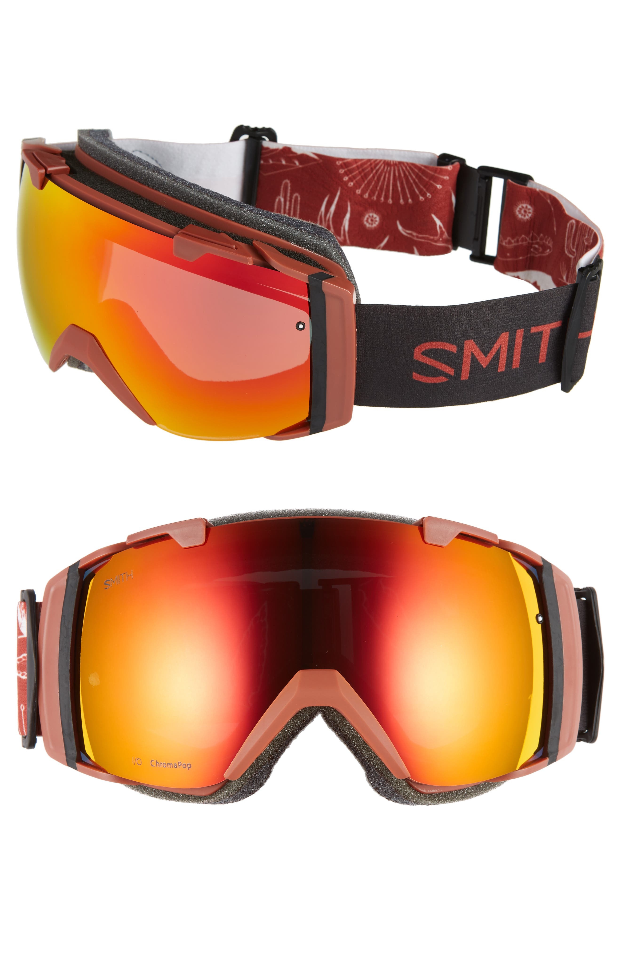 I/O 215mm ChromaPop Snow Goggles,                             Main thumbnail 1, color,                             OXIDE MOJAVE