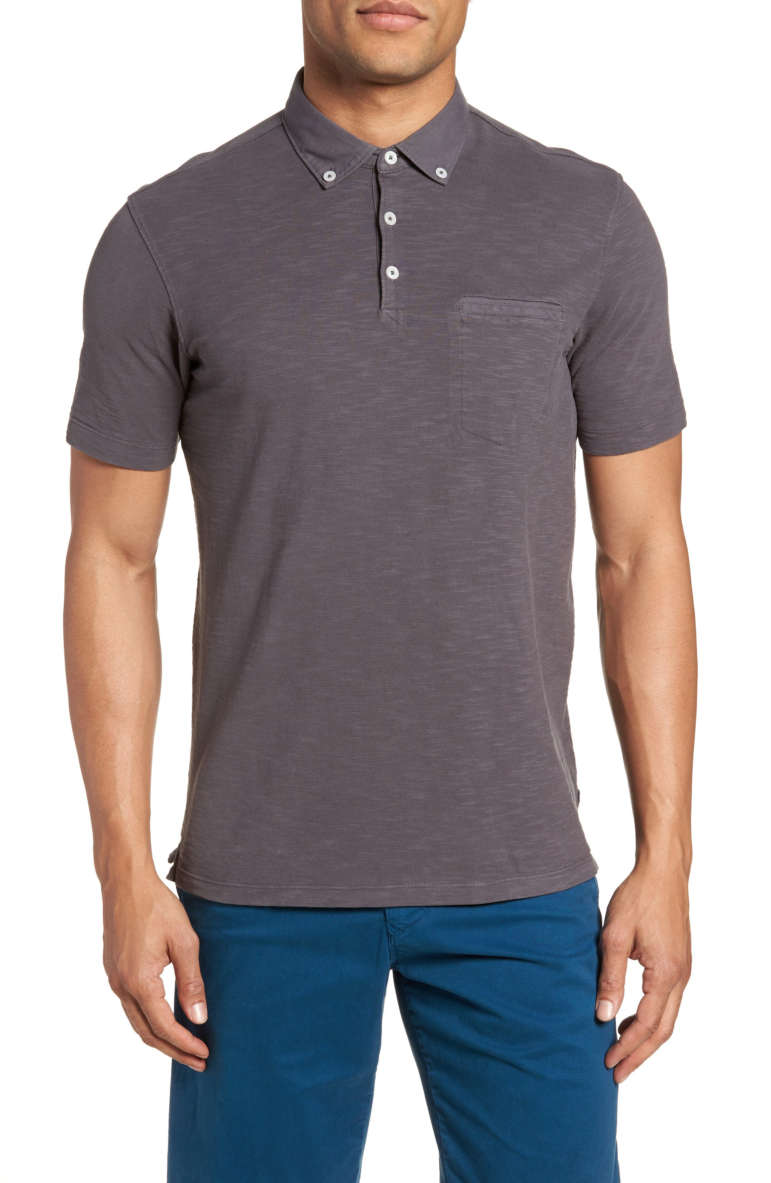 Slim Fit Polo,                         Main,                         color, 051
