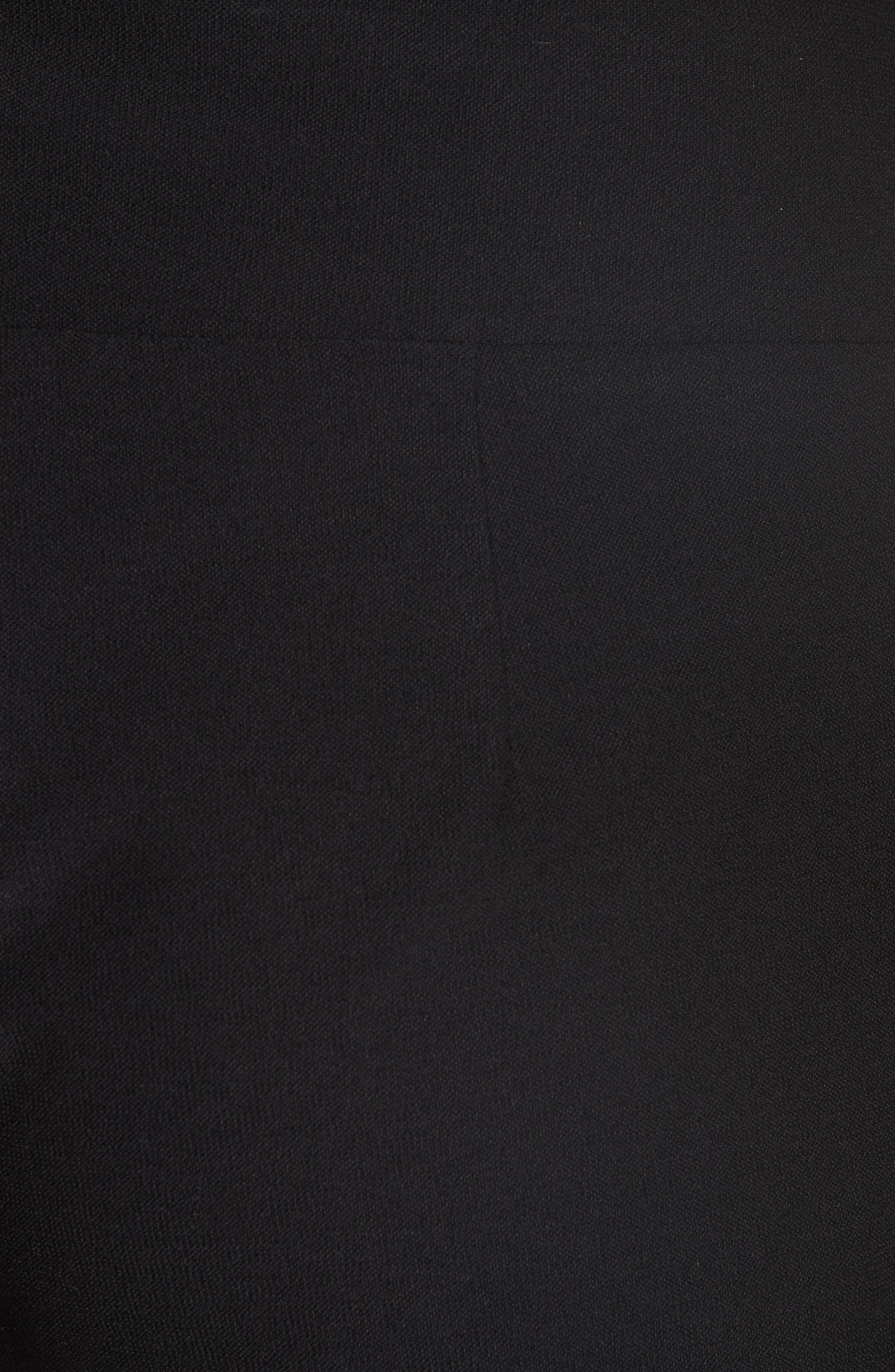 Slim Knit Pants,                             Alternate thumbnail 5, color,                             001