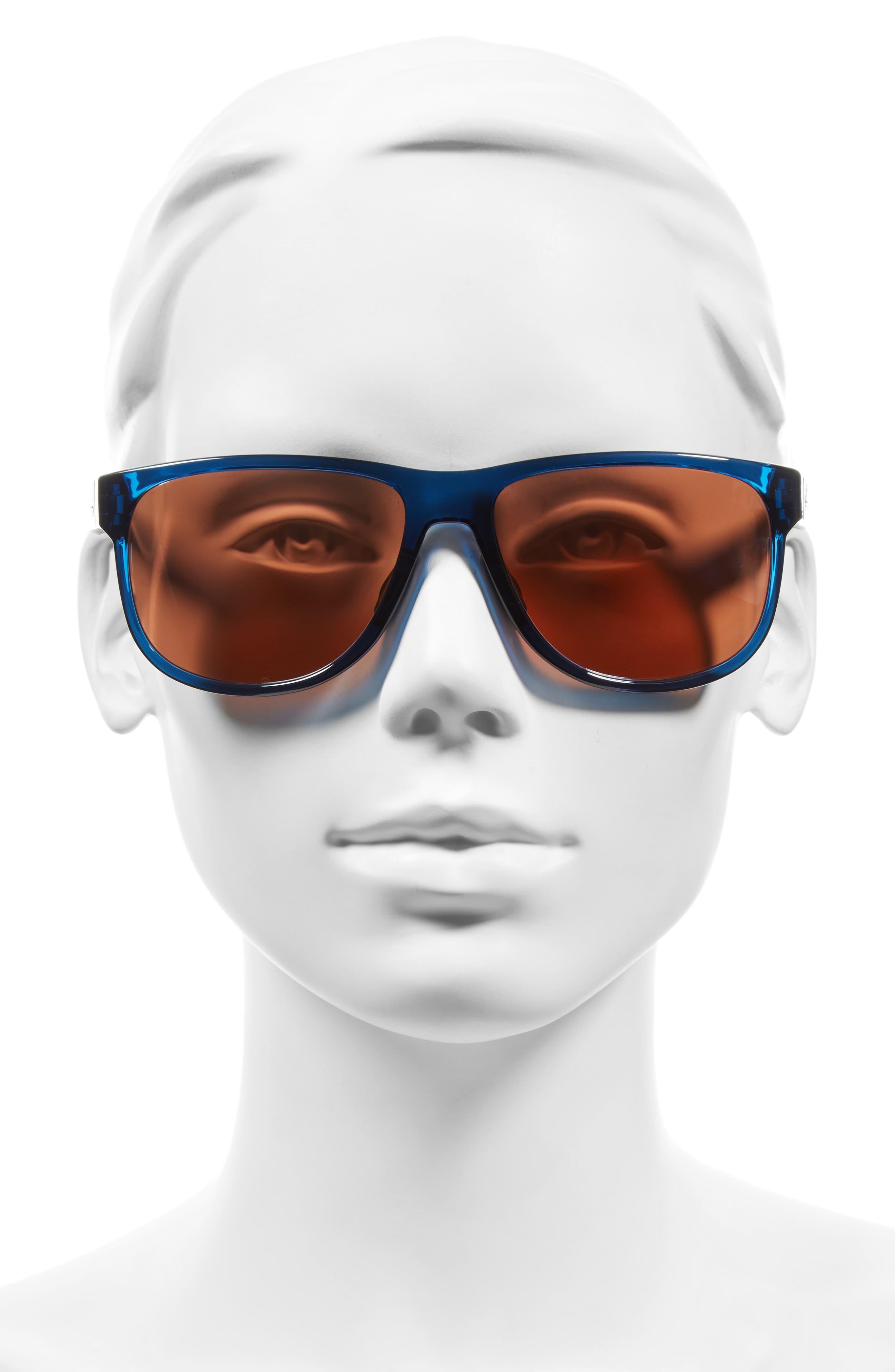 Sprung 60mm Sunglasses,                             Alternate thumbnail 3, color,                             400