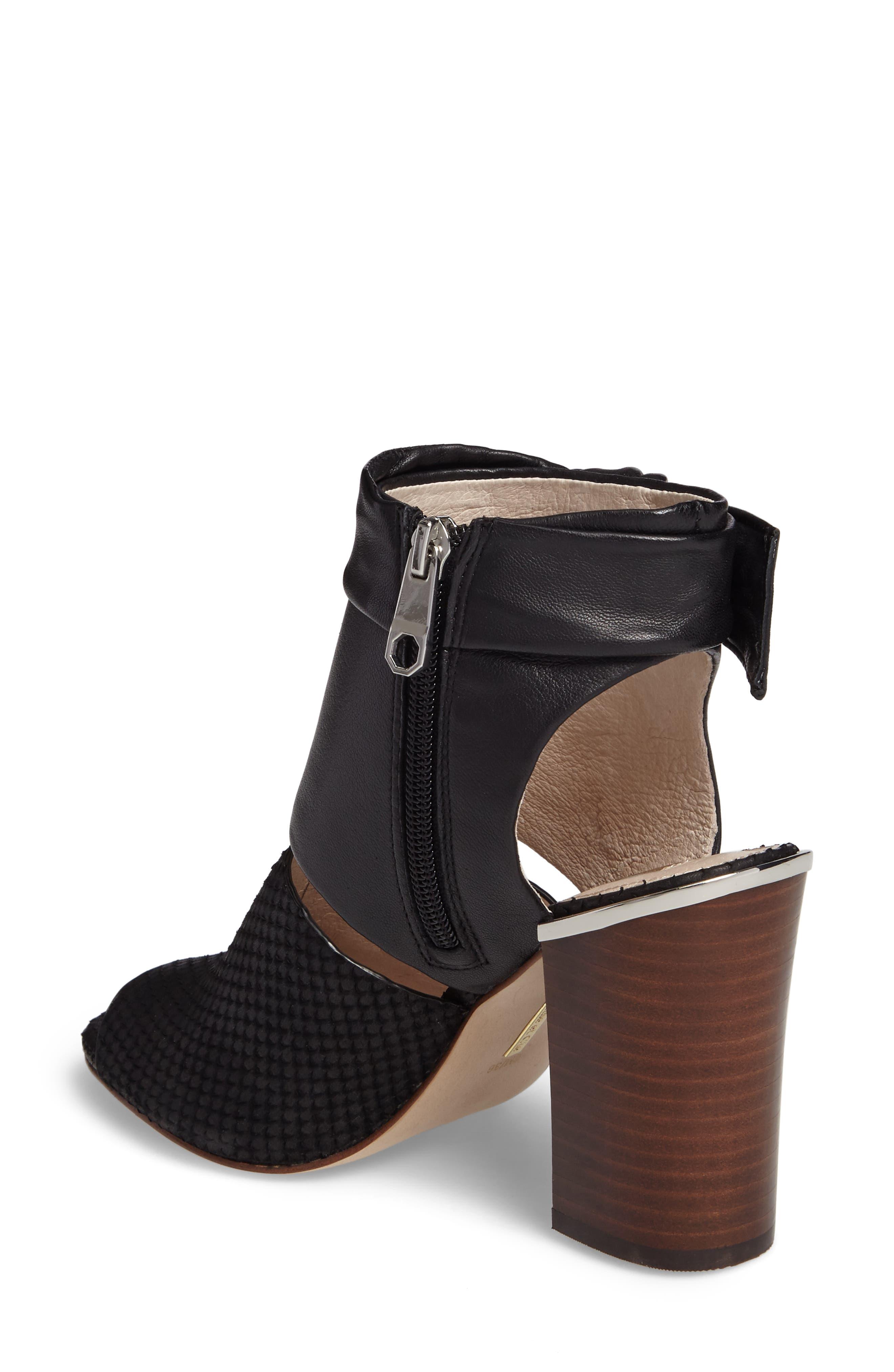 Louise et Cit Katlin Block Heel Sandal,                             Alternate thumbnail 2, color,                             001