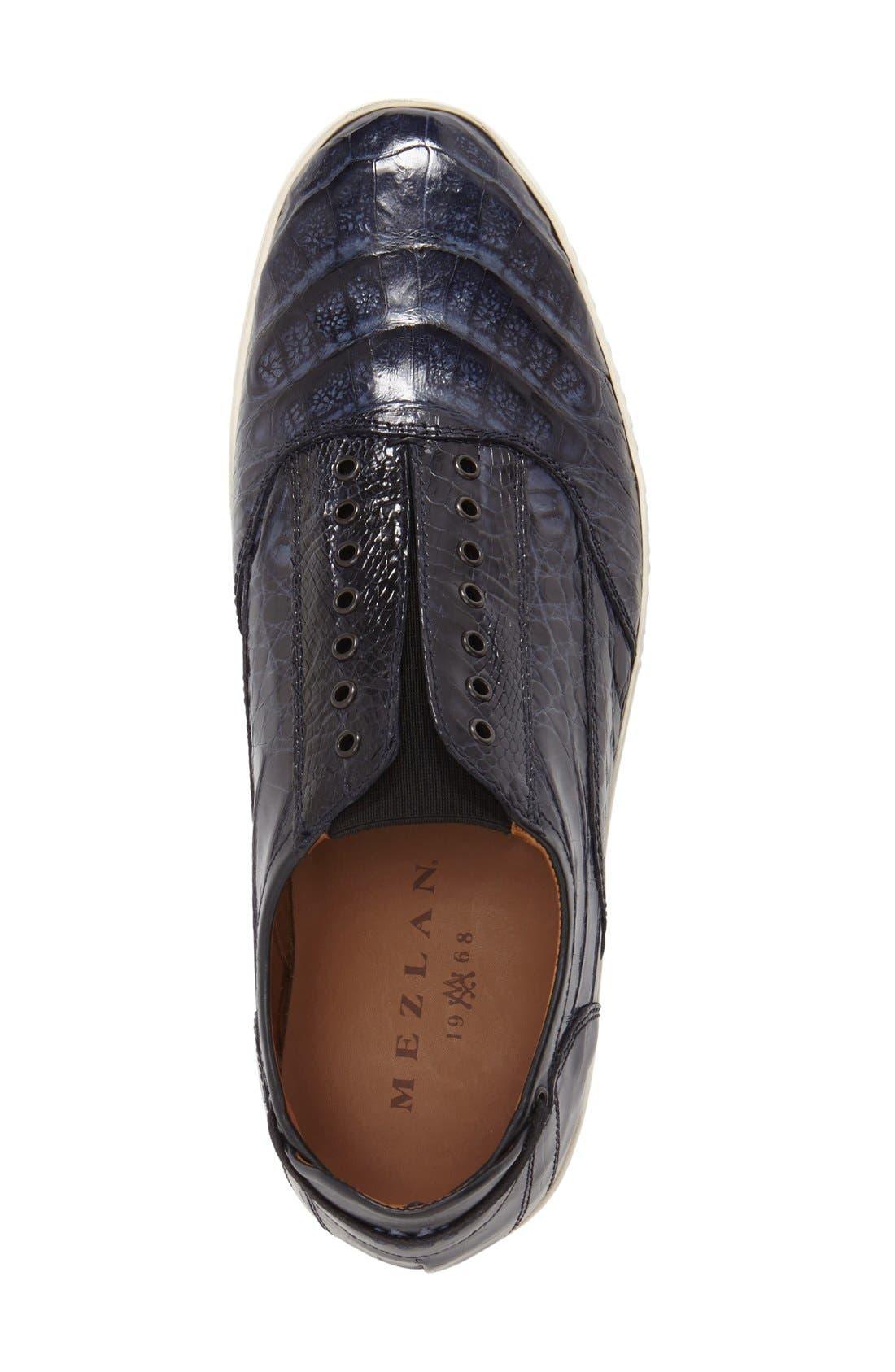 'Emmanuel' Slip-on Sneaker,                             Alternate thumbnail 9, color,