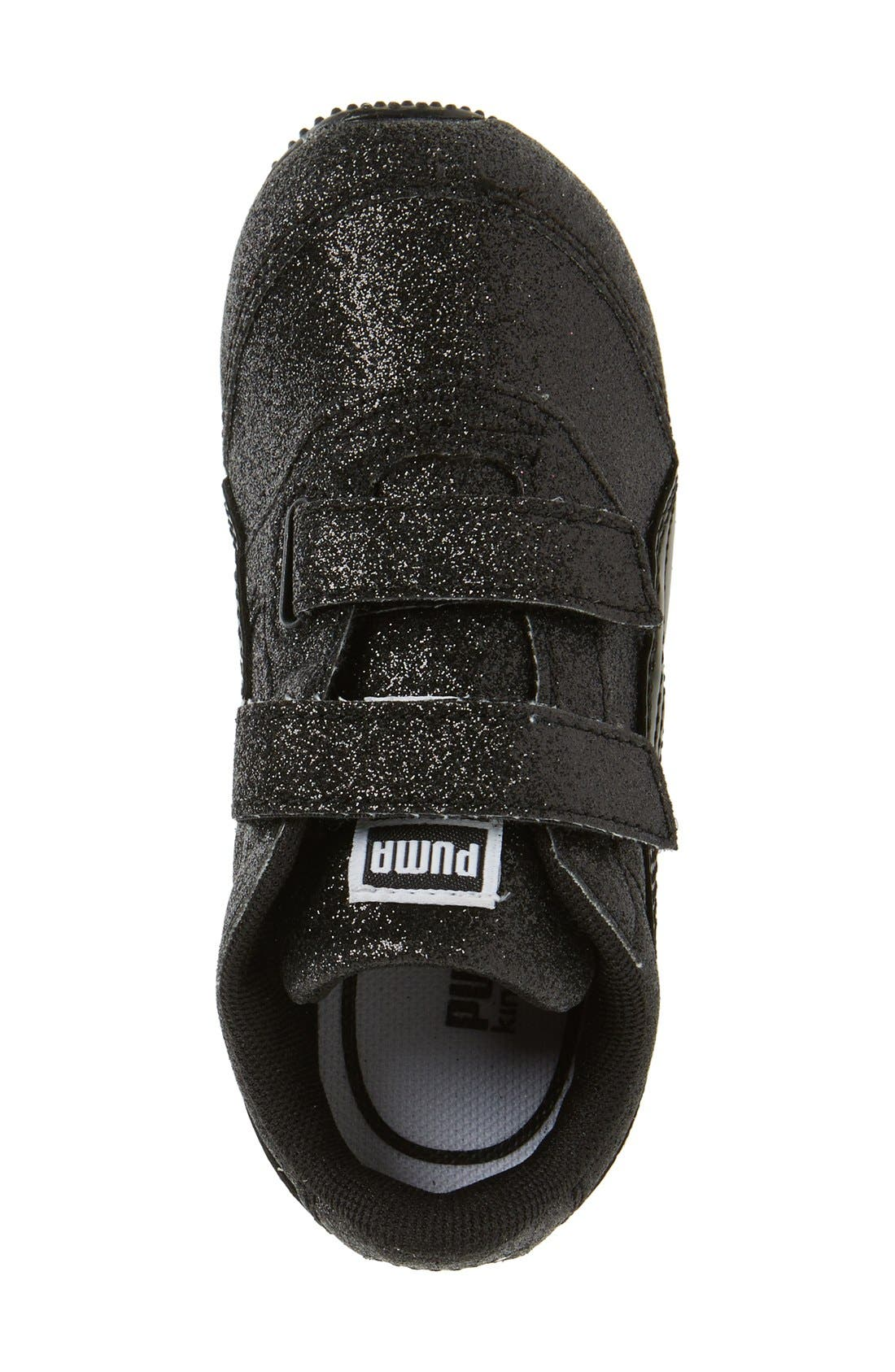 'Steeple Glitz' Sneaker,                             Alternate thumbnail 3, color,                             001