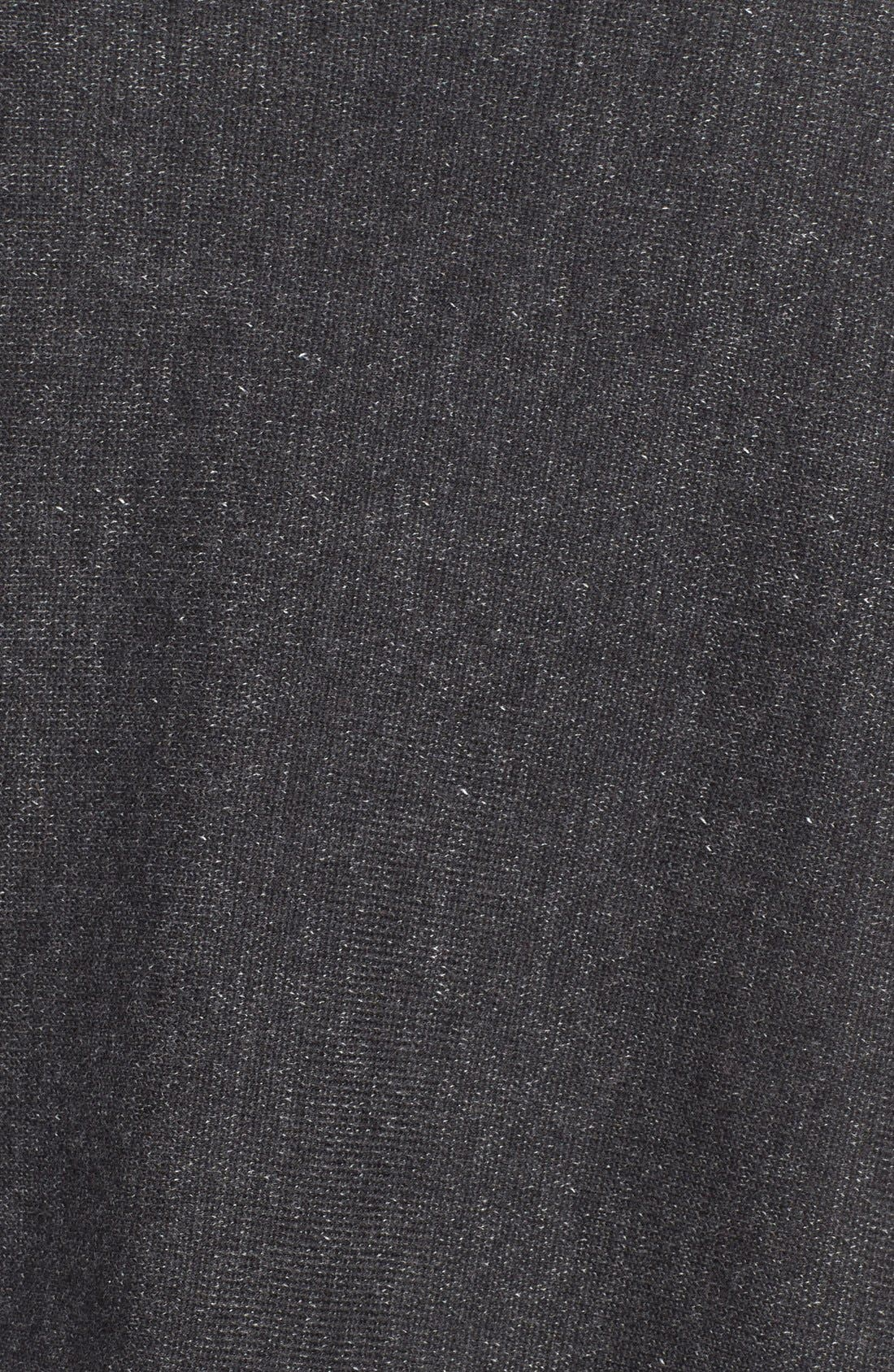 Plait Detail Organic Cotton Boxy Top,                             Alternate thumbnail 10, color,                             021