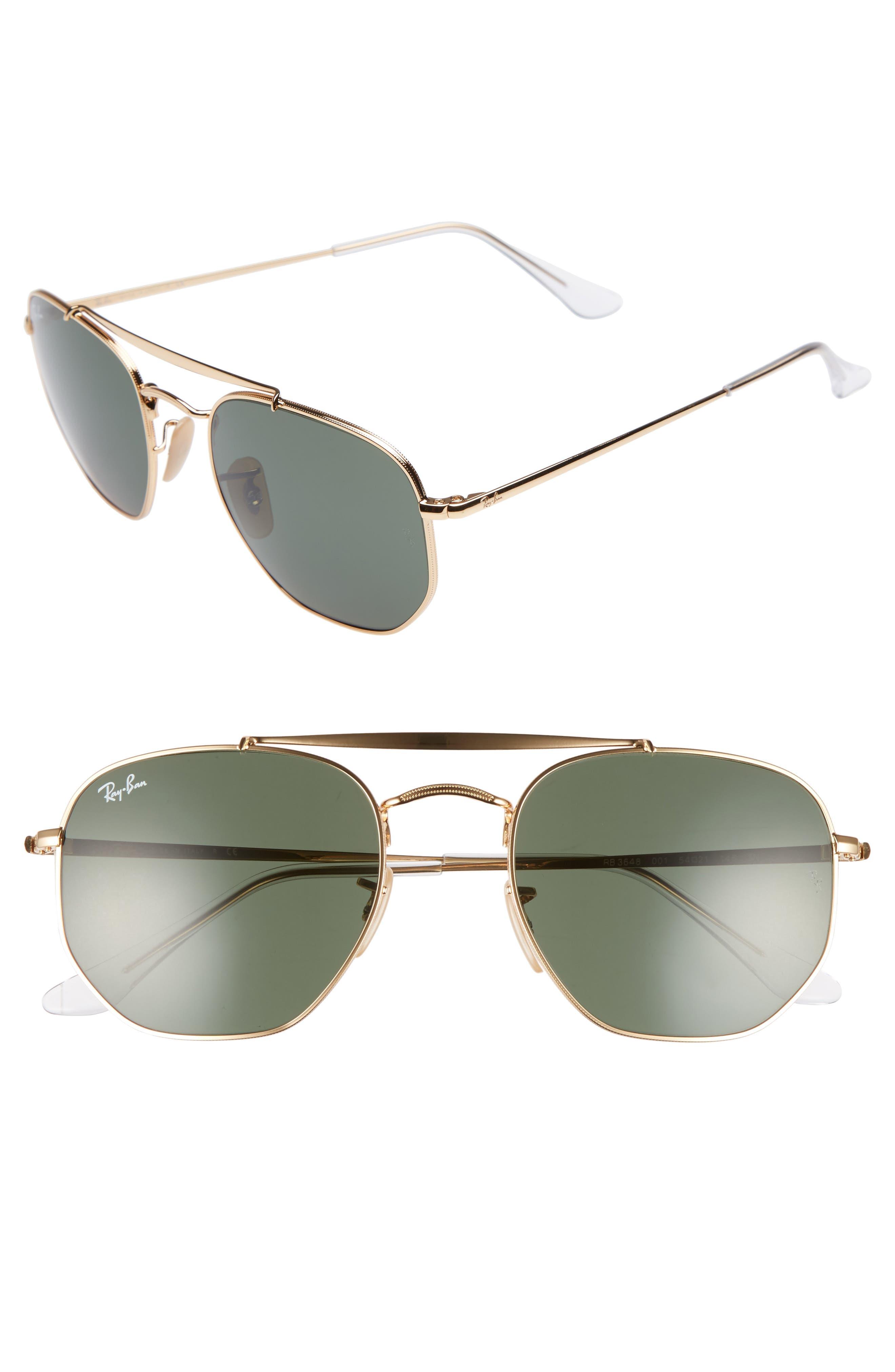 3592 54mm Sunglasses,                         Main,                         color, 710