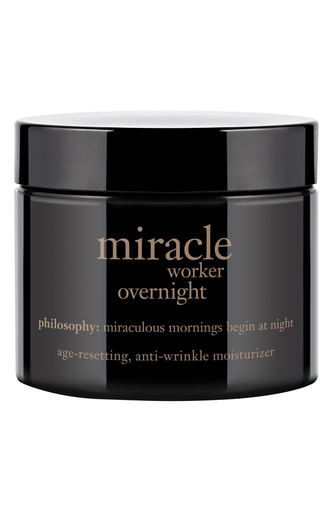'anti-wrinkle miracle worker' age-resetting nighttime moisturizer,                             Alternate thumbnail 2, color,                             NO COLOR