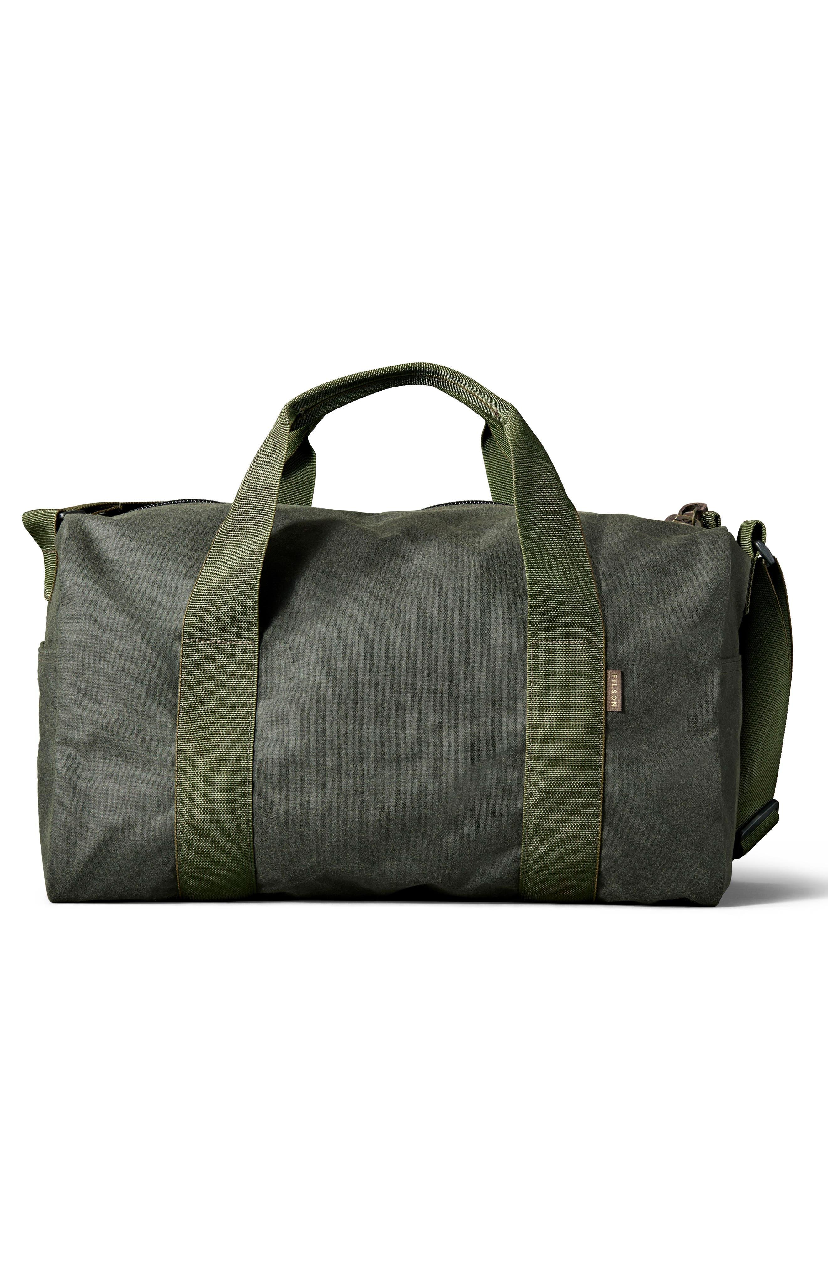 FILSON,                             Medium Field Duffel Bag,                             Alternate thumbnail 2, color,                             SPRUCE