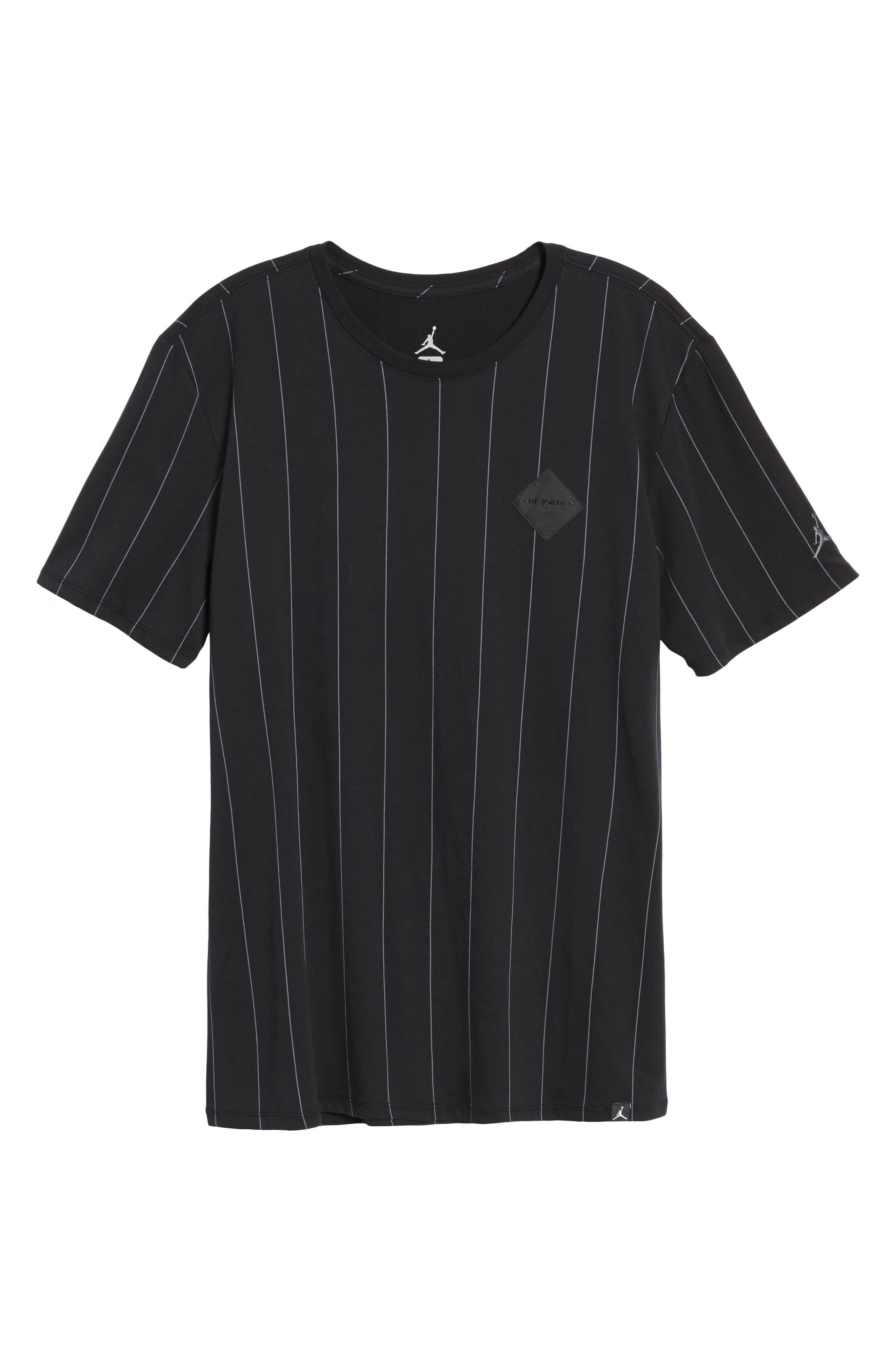 Sportswear AJ 9 T-Shirt,                             Alternate thumbnail 6, color,                             010