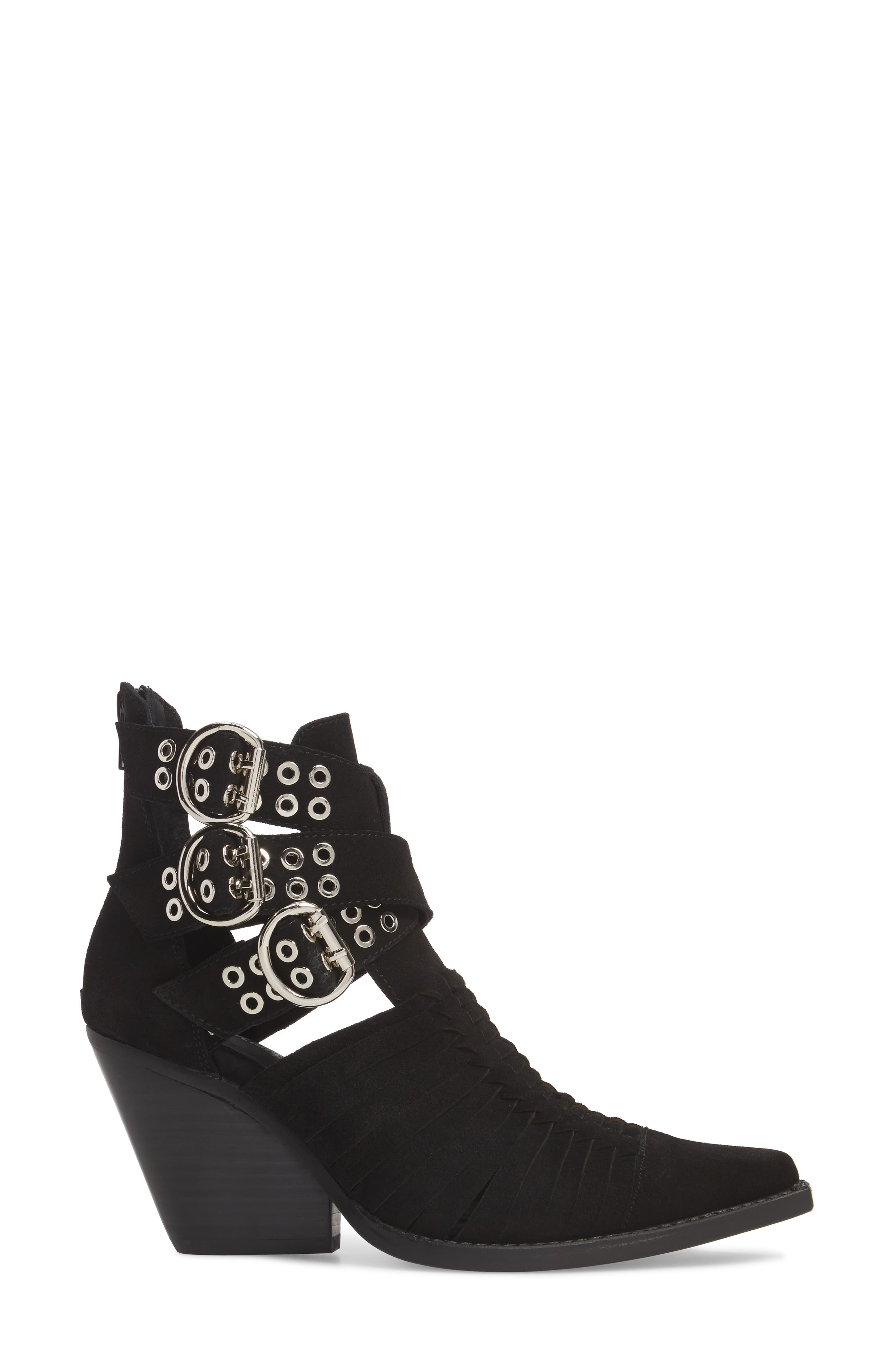 JEFFREY CAMPBELL,                             Jamison Bootie,                             Alternate thumbnail 3, color,                             005