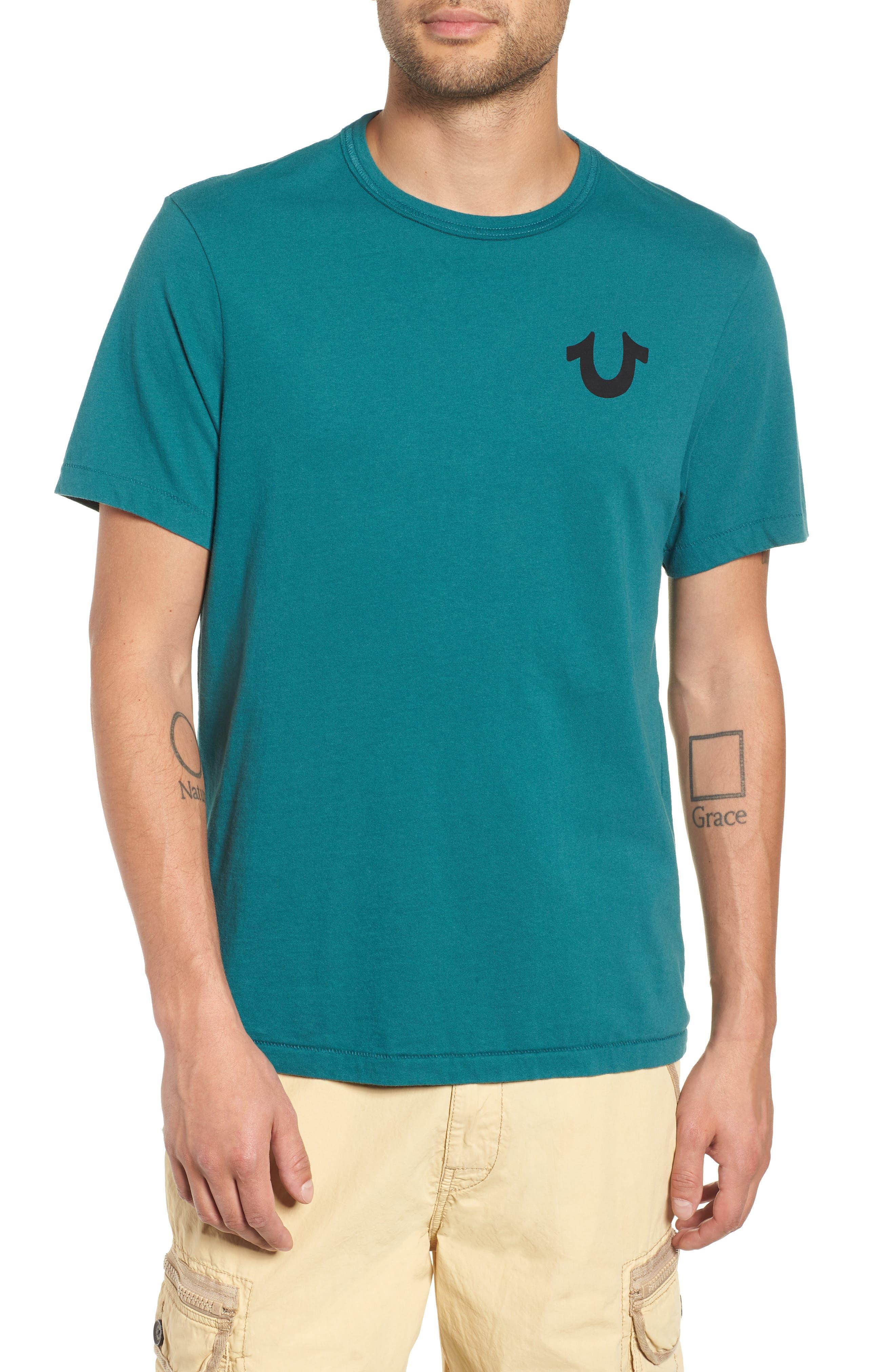 Capital T-Shirt,                             Main thumbnail 2, color,