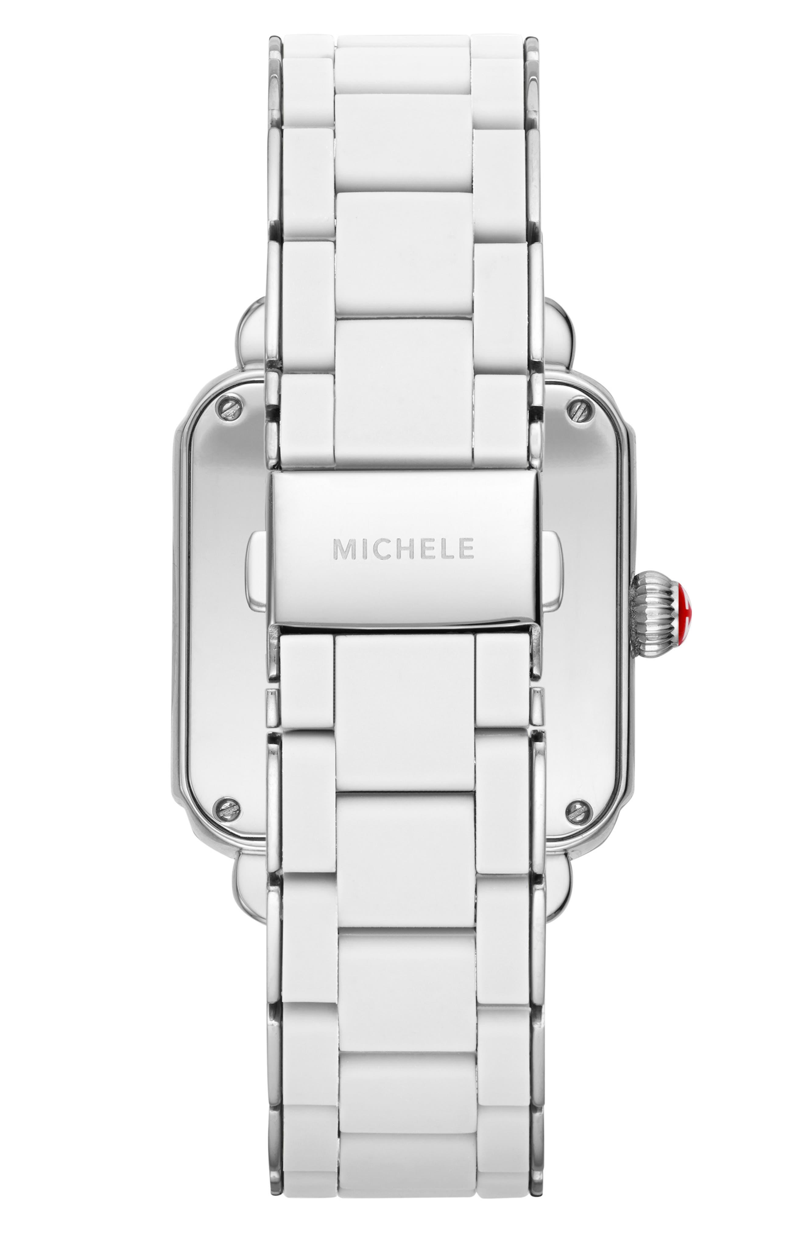 Deco Sport Bracelet Watch, 34mm x 36mm,                             Alternate thumbnail 2, color,                             100
