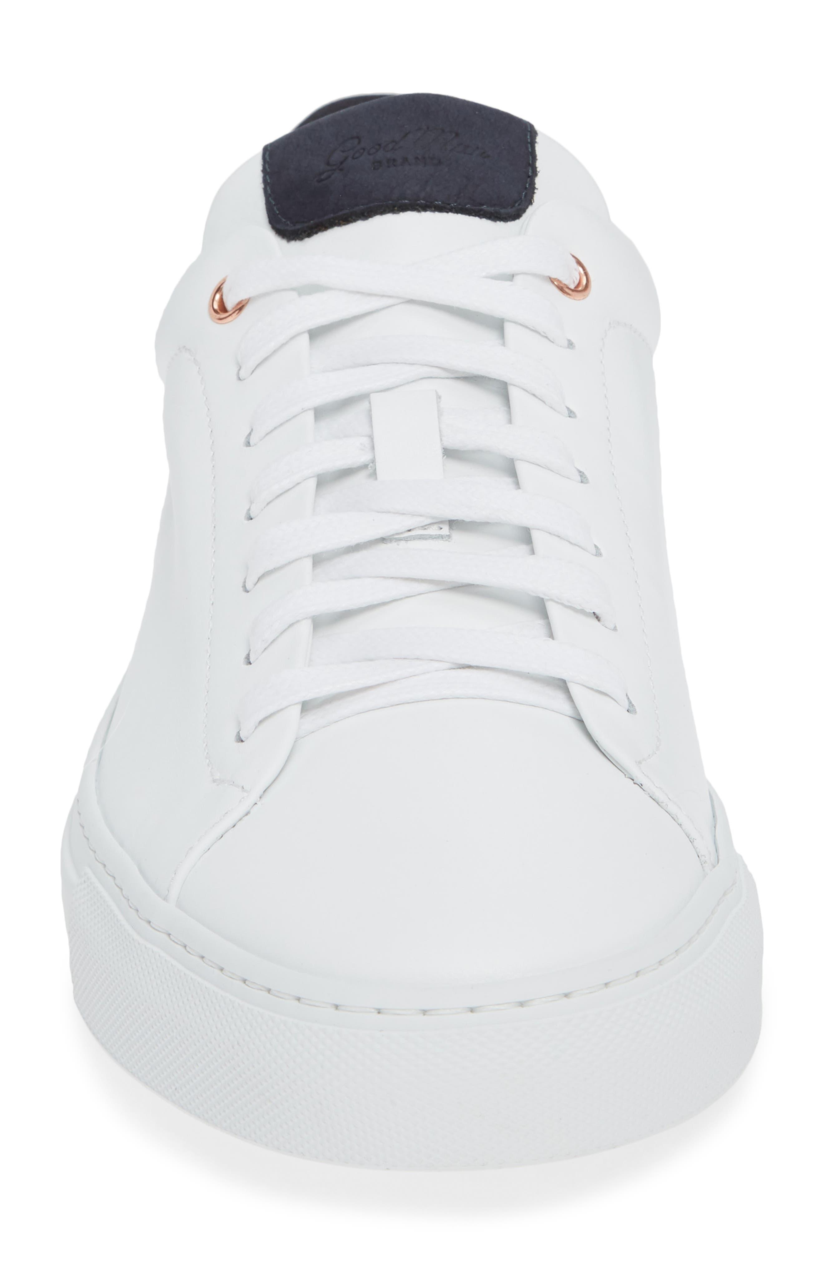 Legend Low Top Sneaker,                             Alternate thumbnail 4, color,                             113