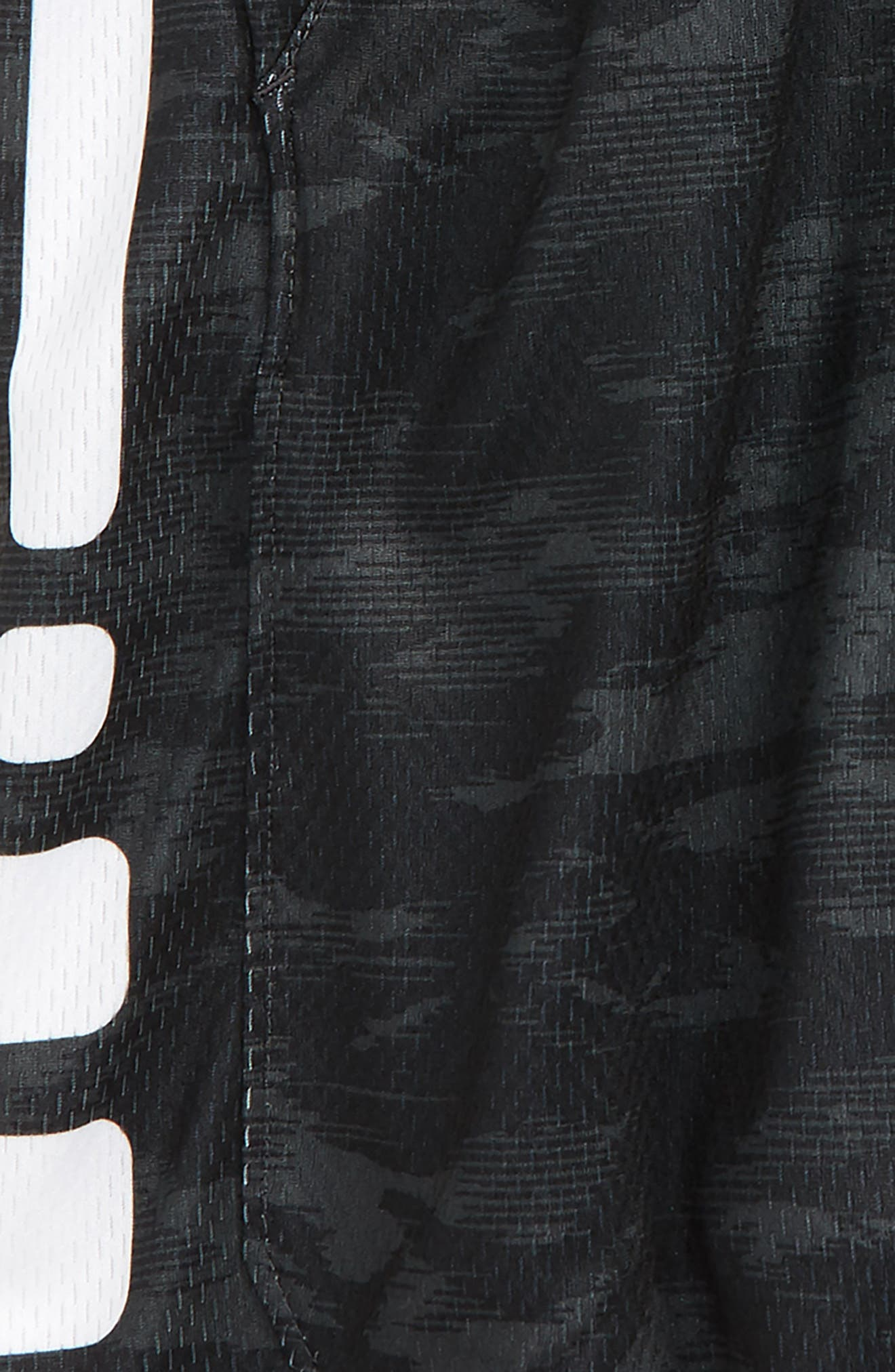 Dry Elite Basketball Shorts,                             Alternate thumbnail 2, color,                             010