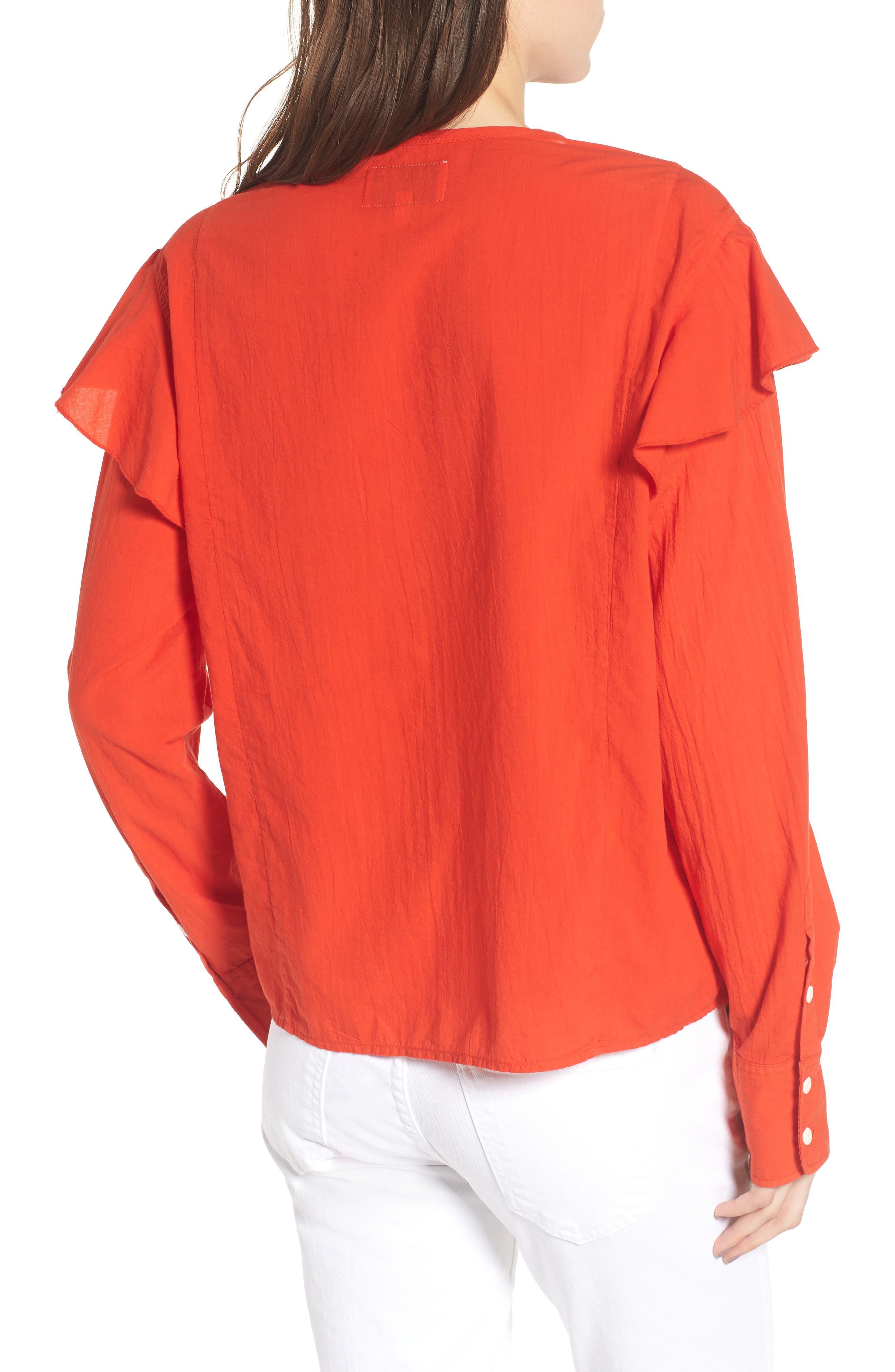 The Asley Shirt,                             Alternate thumbnail 4, color,