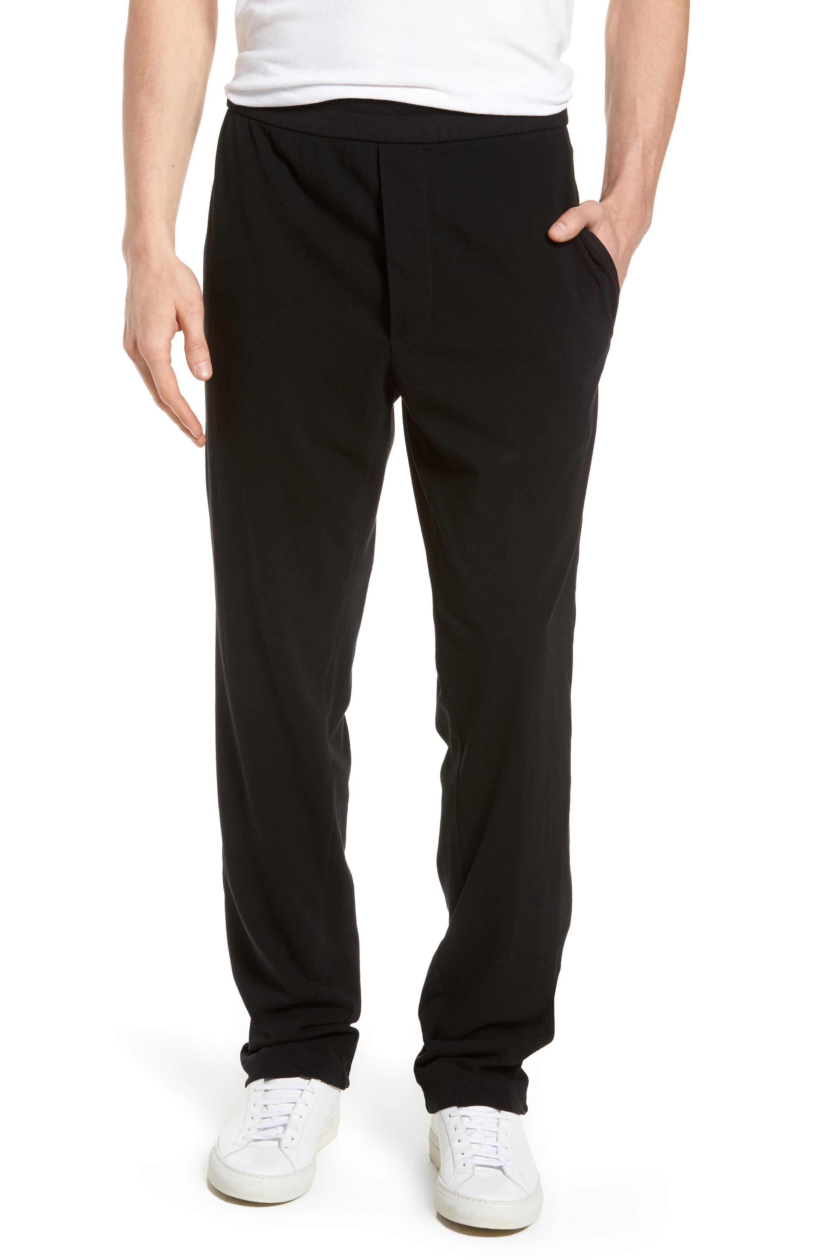 Cotton Pants,                         Main,                         color, 001