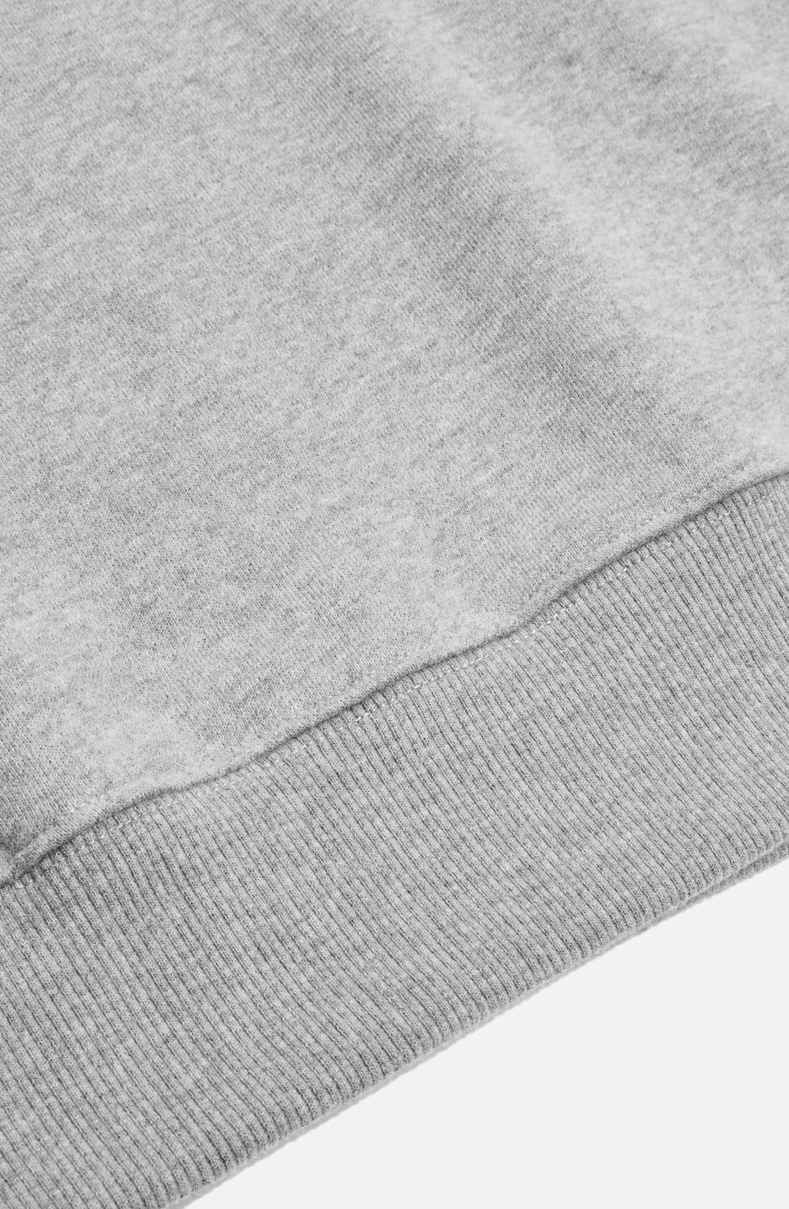 Oversize Sweatshirt,                             Alternate thumbnail 3, color,                             020