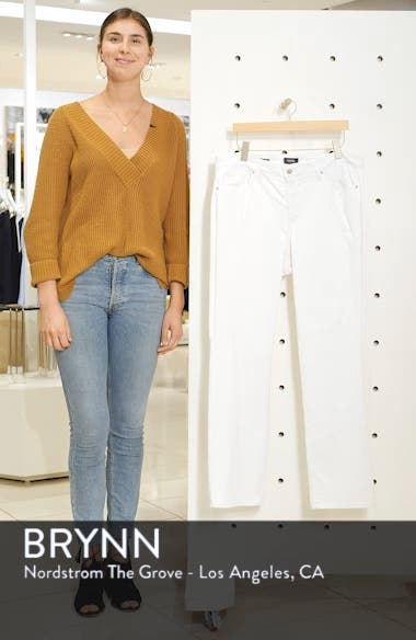 Marilyn High Rise Stretch Straight Leg Jeans, sales video thumbnail