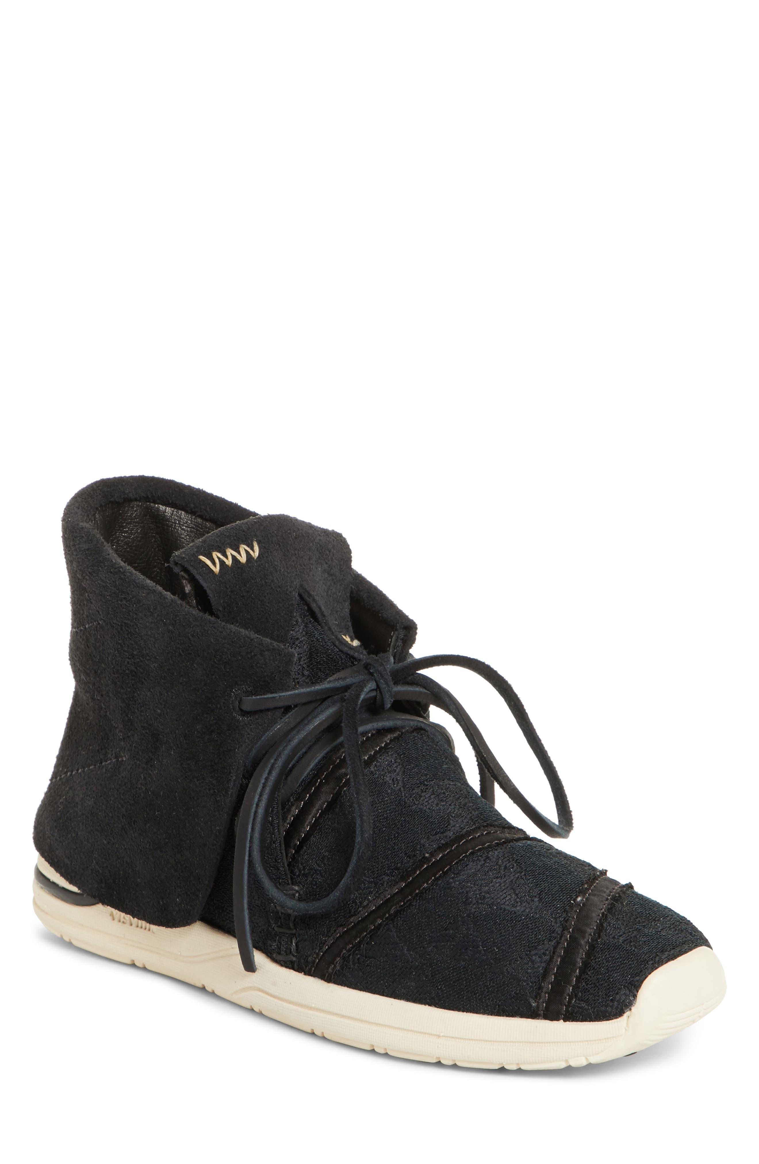 Huron Lhamo Hi Folk Hidden Wedge Sneaker,                         Main,                         color, 004