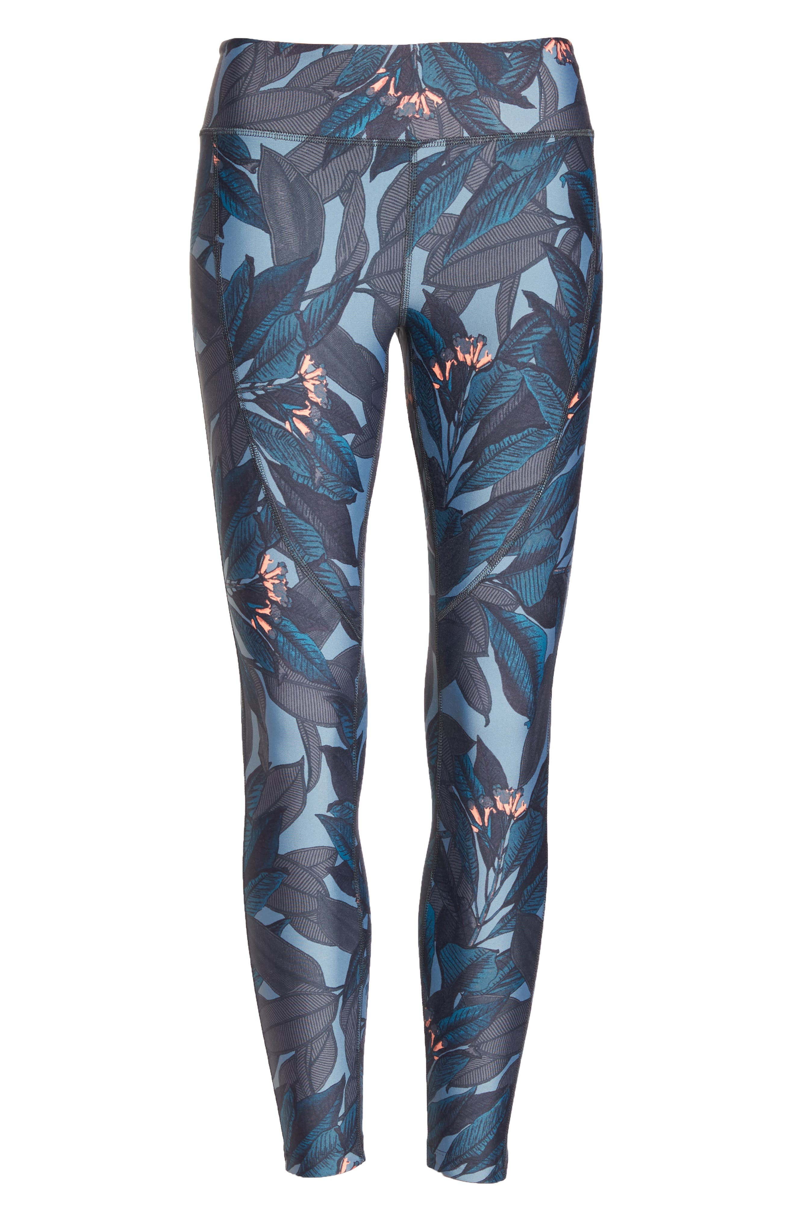 Dazzling Jungle Leggings,                             Alternate thumbnail 17, color,