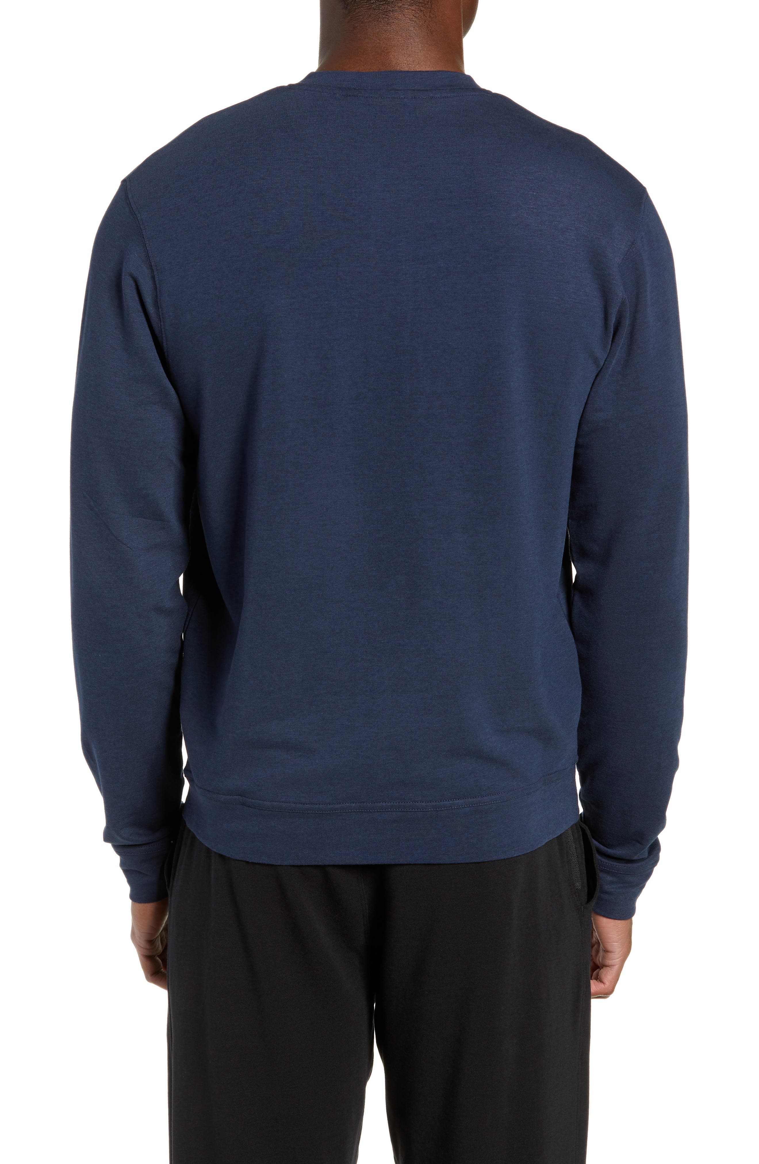 Legacy Henley,                             Alternate thumbnail 2, color,                             CLASSIC NAVY