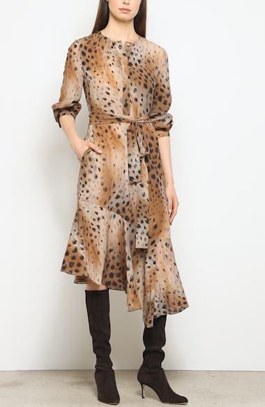 Delancy Silk Dress, video thumbnail