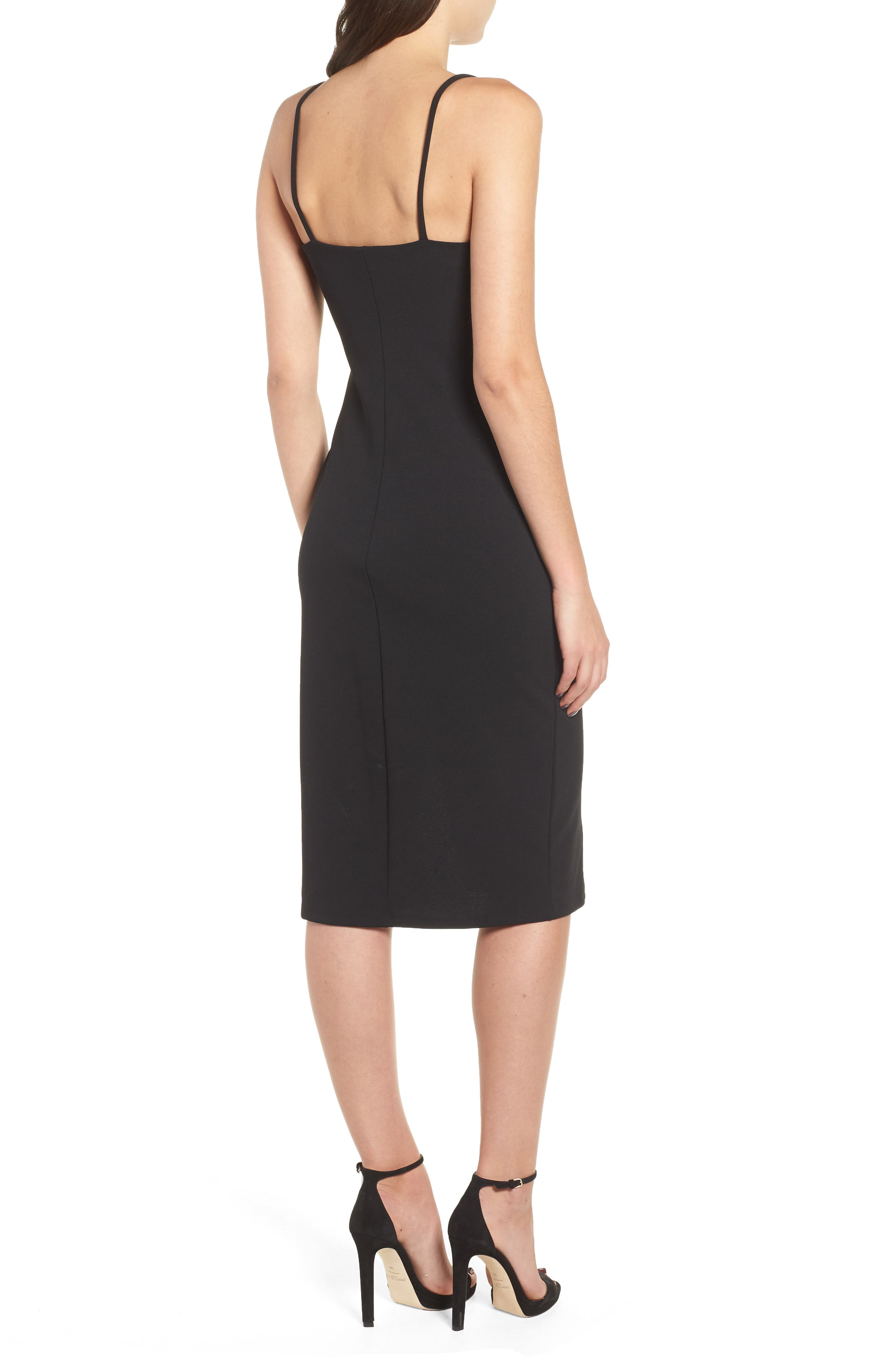 Sheath Dress,                             Alternate thumbnail 2, color,                             001