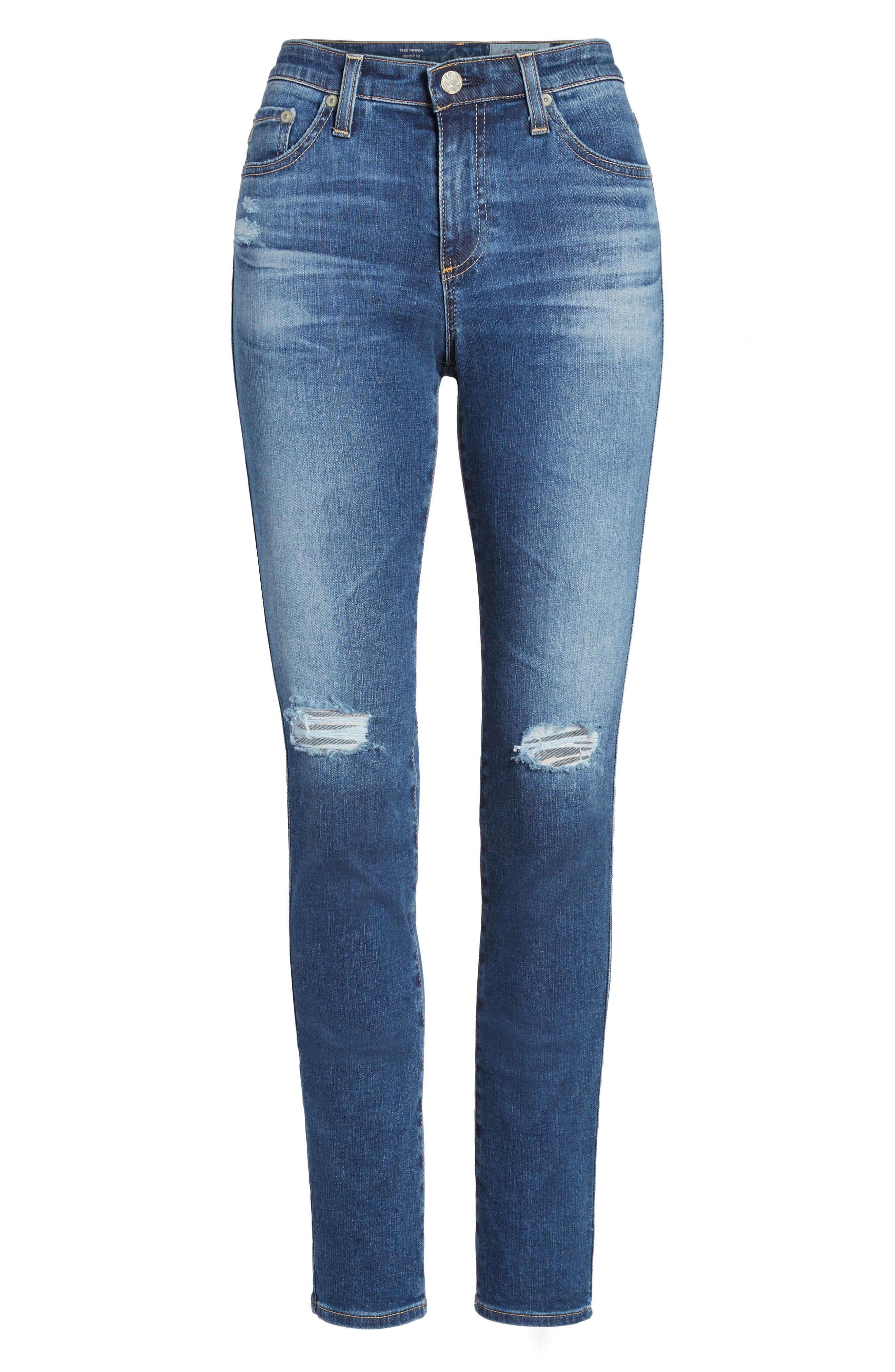 'Prima' Skinny Jeans,                             Alternate thumbnail 33, color,