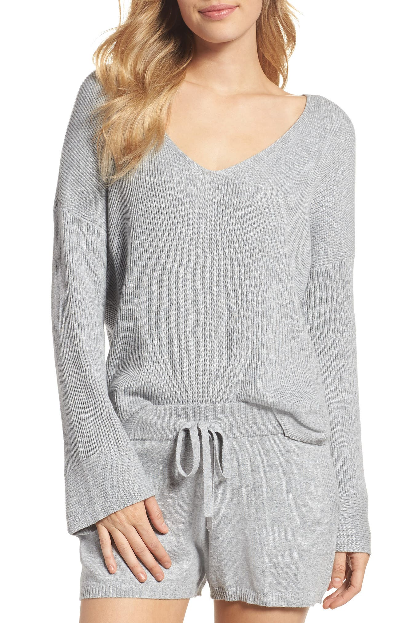 Veronica Lounge Pullover,                             Main thumbnail 1, color,