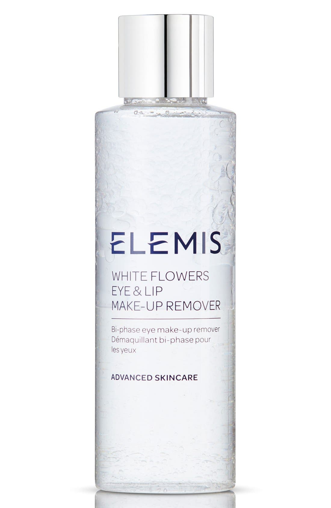 White Flowers Eye & Lip Makeup Remover,                             Main thumbnail 1, color,                             NO COLOR