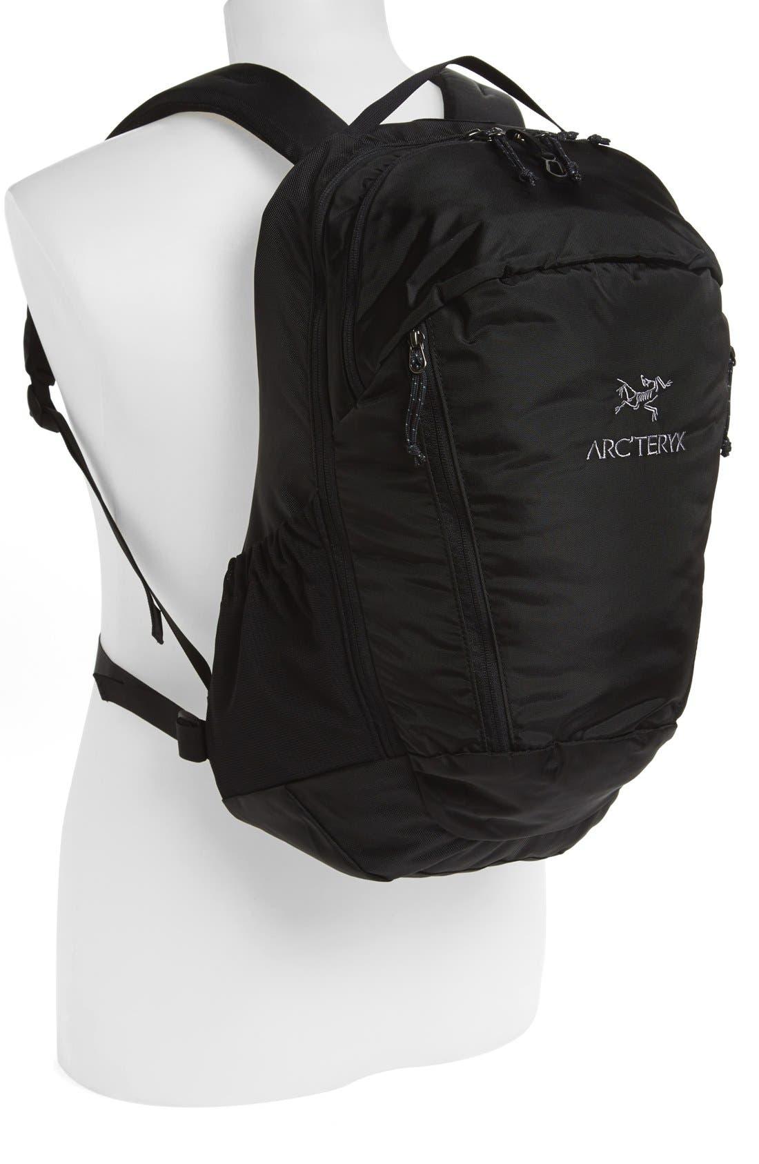 ARC'TERYX,                             'Mantis 26L' Backpack,                             Alternate thumbnail 3, color,                             001