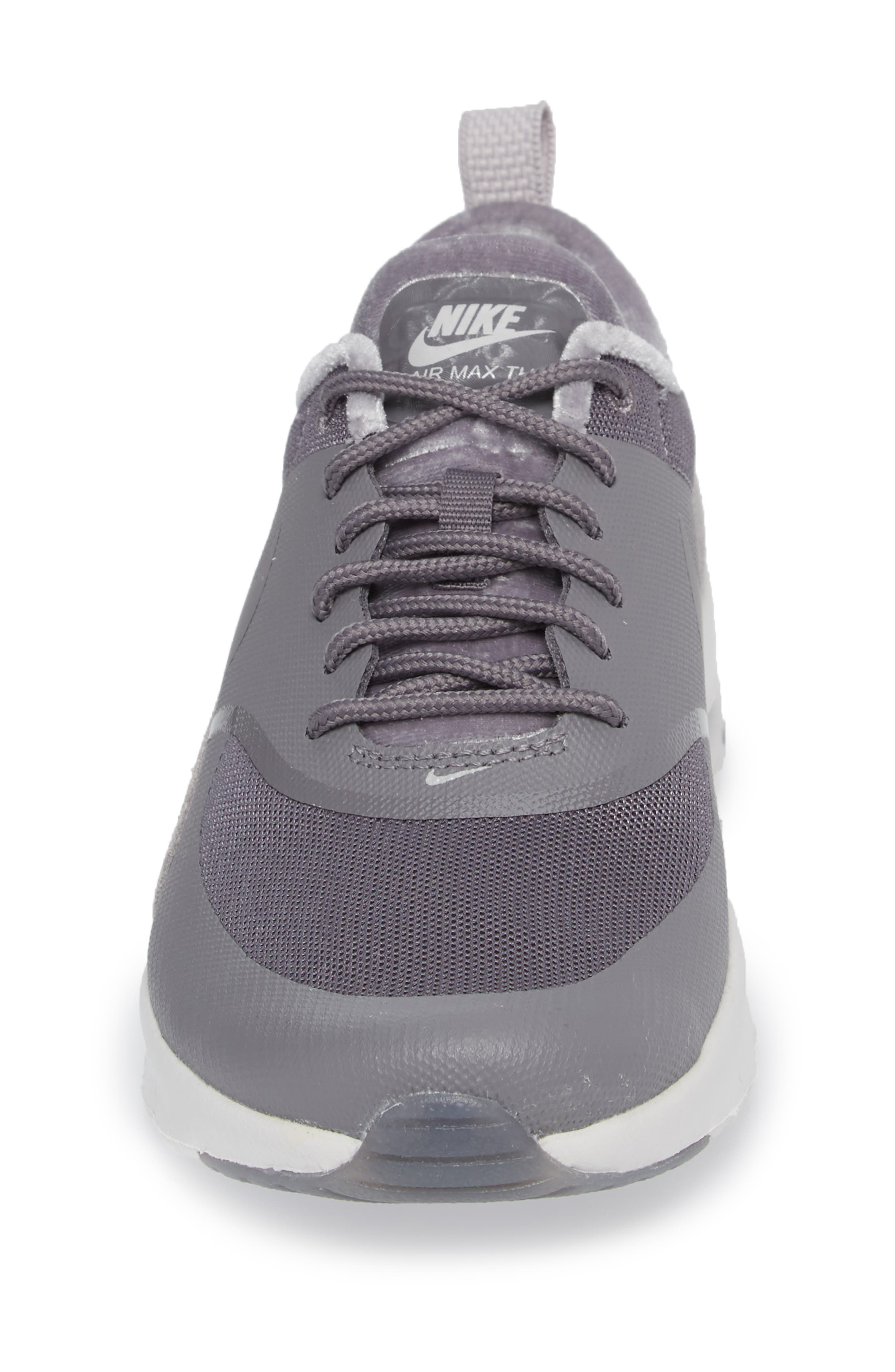 Air Max Thea LX Sneaker,                             Alternate thumbnail 4, color,                             022