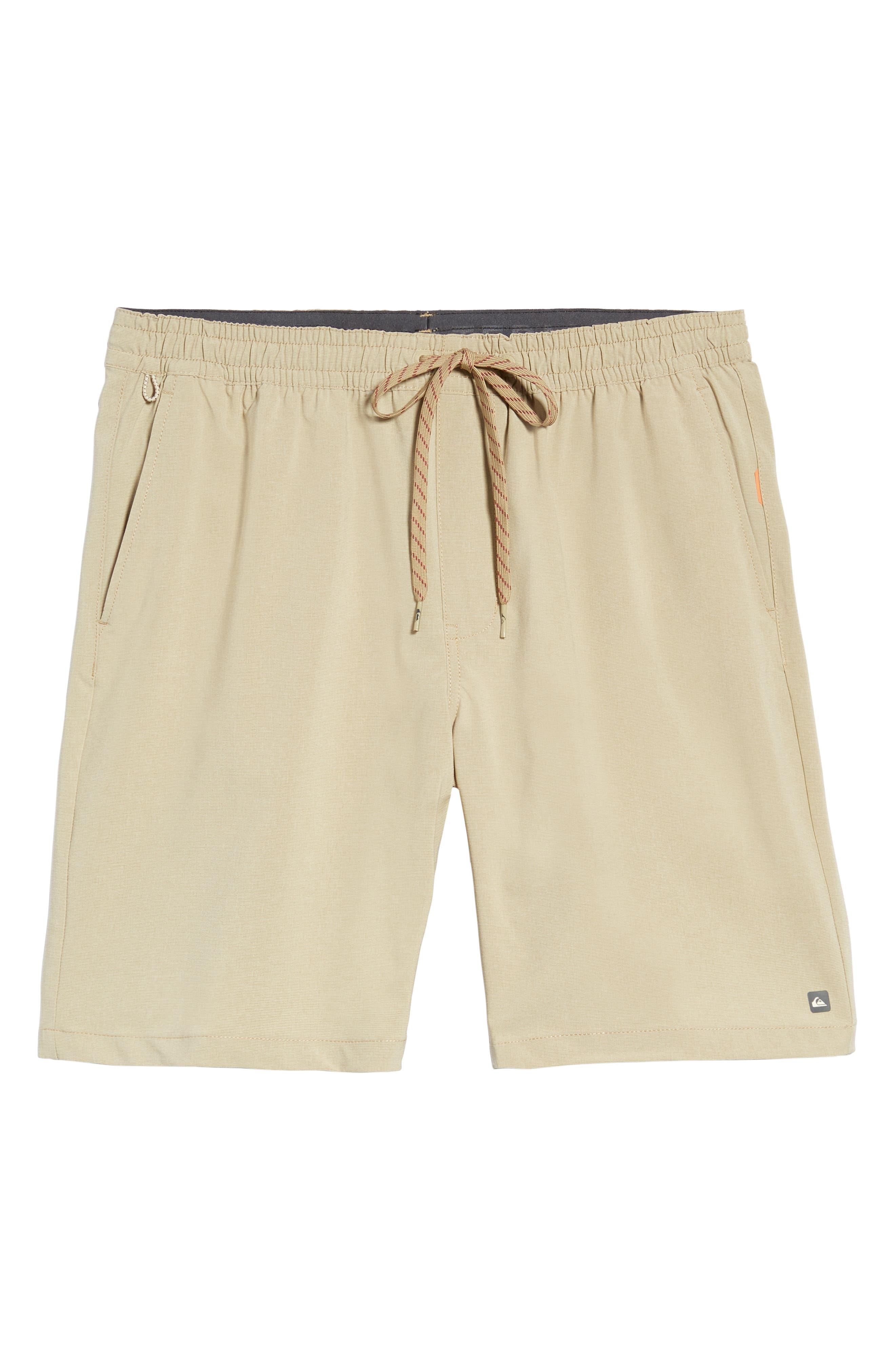 QUIKSILVER WATERMAN COLLECTION,                             Suva Amphibian Hybrid Shorts,                             Alternate thumbnail 6, color,                             TWILL