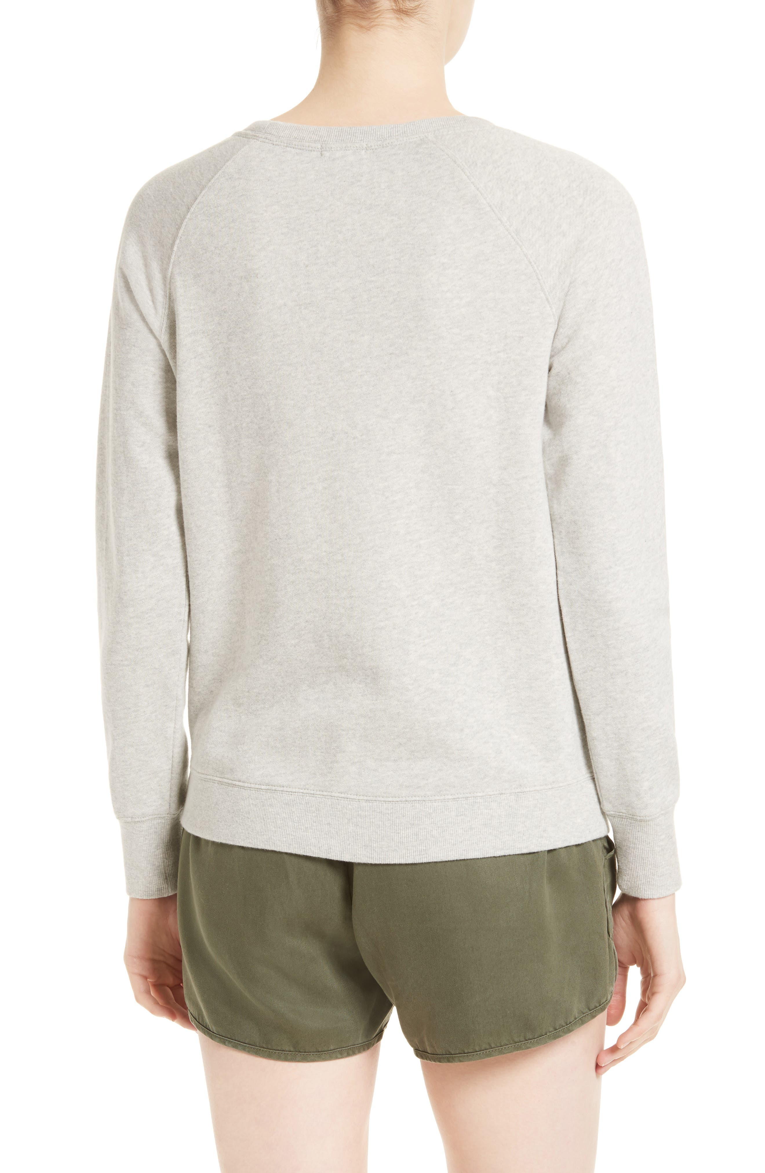 SOFT JOIE,                             Annora Embroidered Elephant Sweatshirt,                             Alternate thumbnail 2, color,                             099