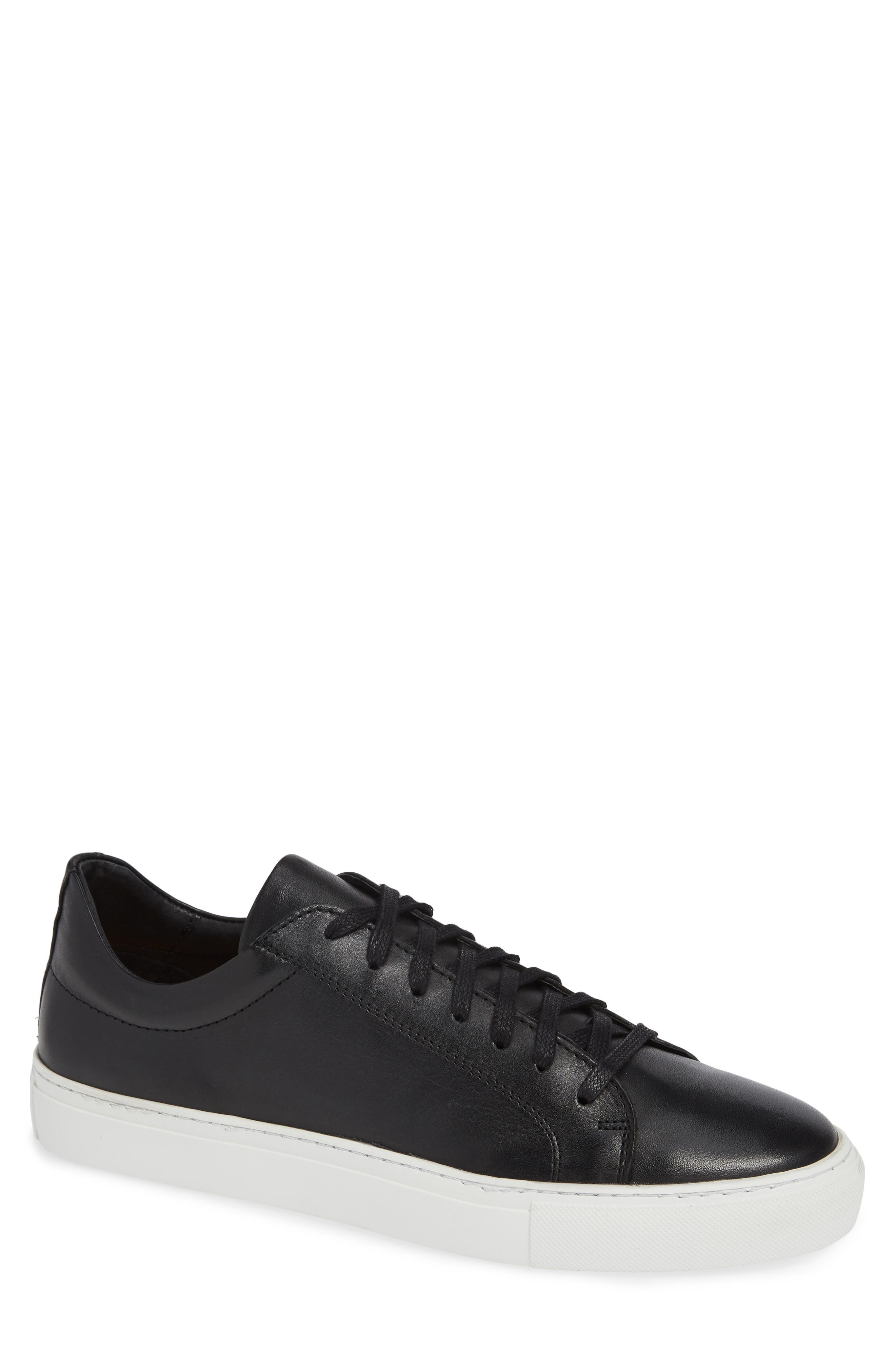 Damian Lace-Up Sneaker,                         Main,                         color, 001