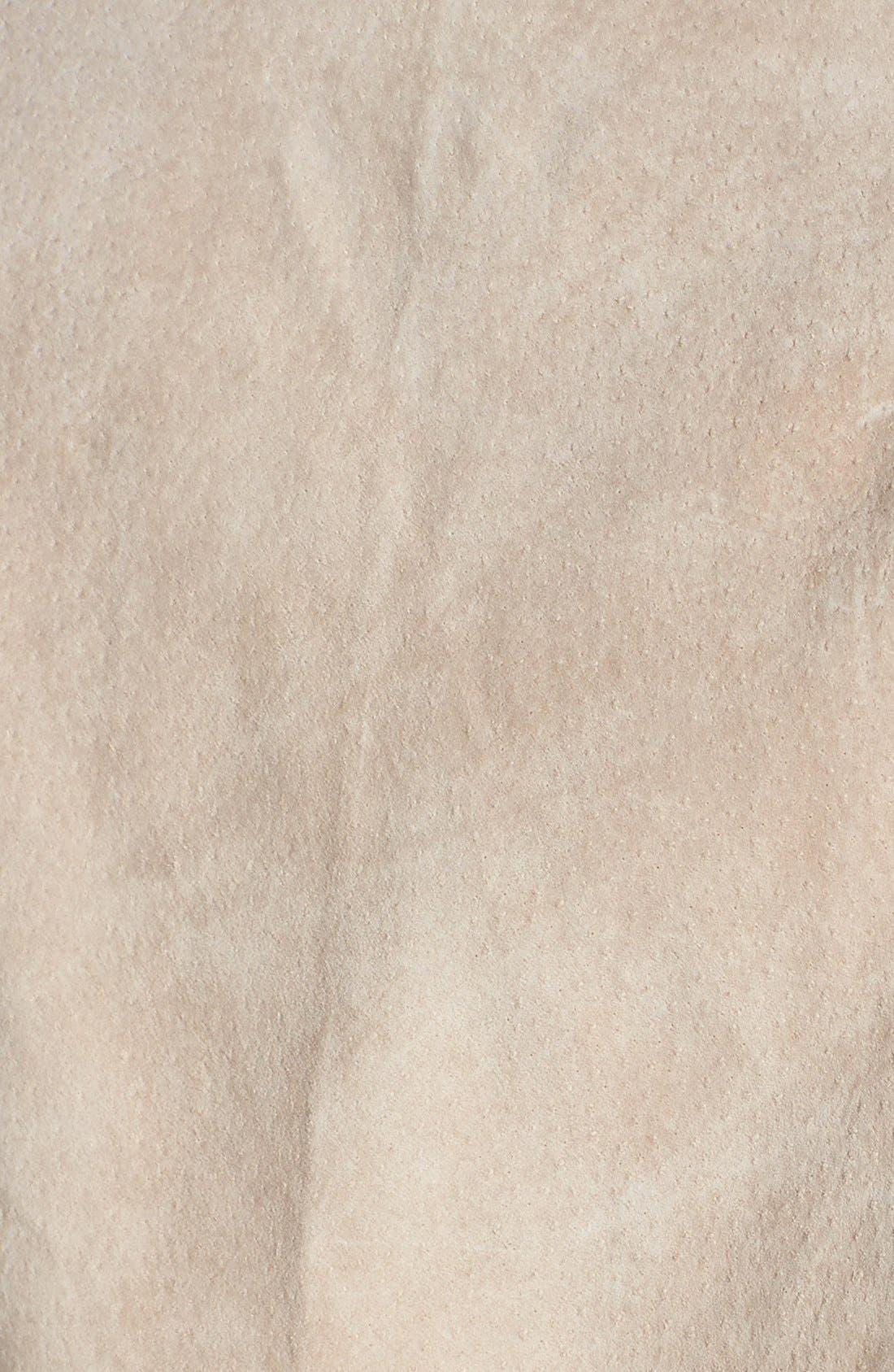Suede Moto Vest,                             Alternate thumbnail 2, color,                             250