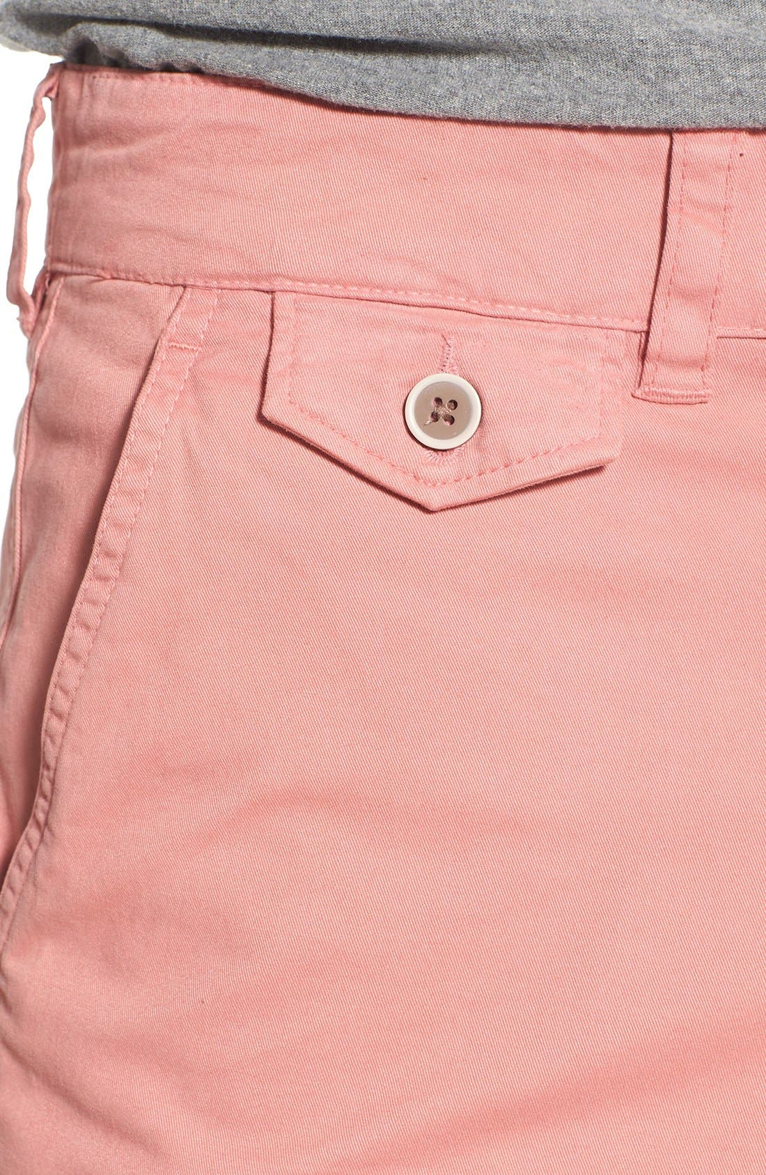 'Sunny' Stretch Chino Shorts,                             Alternate thumbnail 30, color,