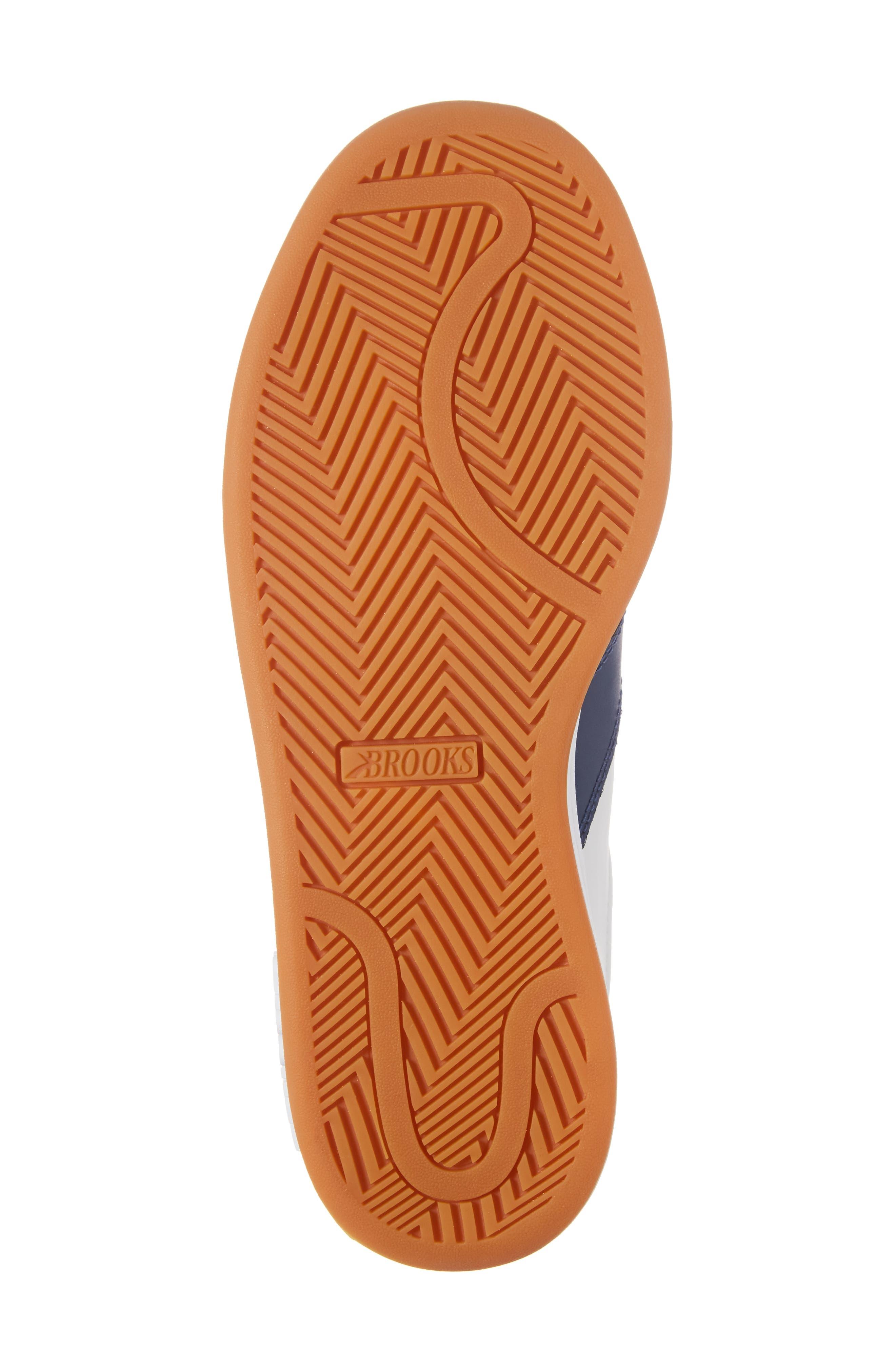 Court Renshaw Sneaker,                             Alternate thumbnail 6, color,                             121