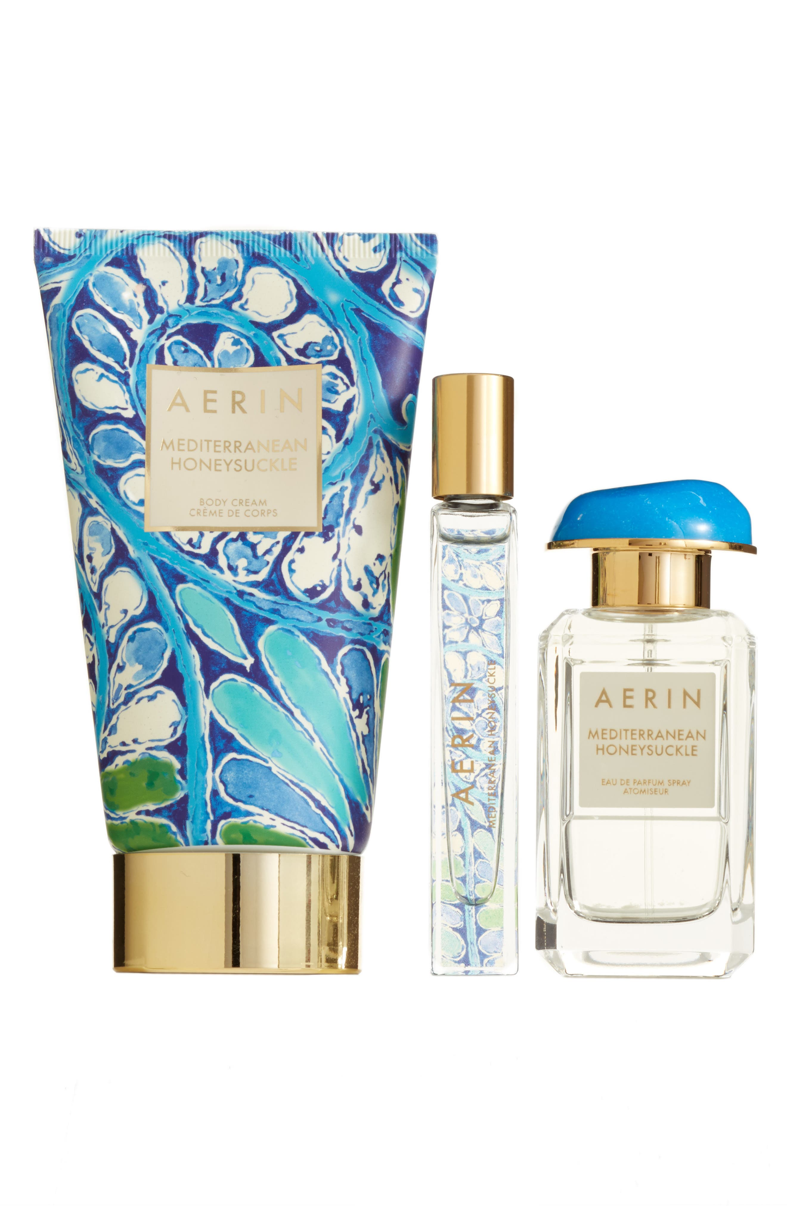 AERIN Beauty Mediterranean Honeysuckle Collection,                             Main thumbnail 1, color,