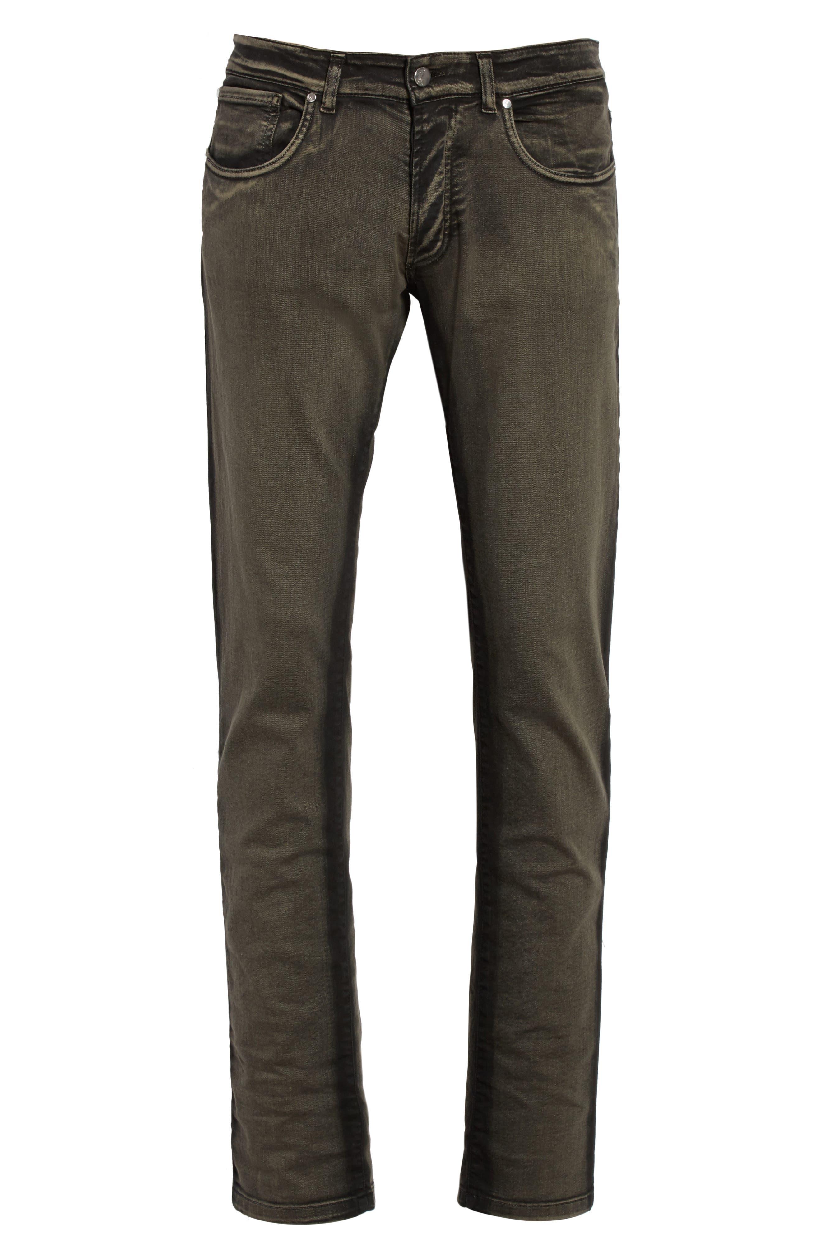 Destroyed Slim Jeans,                             Alternate thumbnail 6, color,                             250