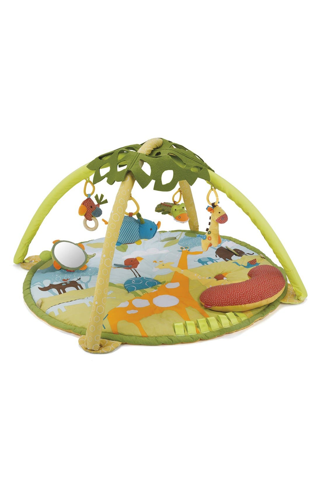 'Giraffe Safari' Activity Gym, Main, color, 300