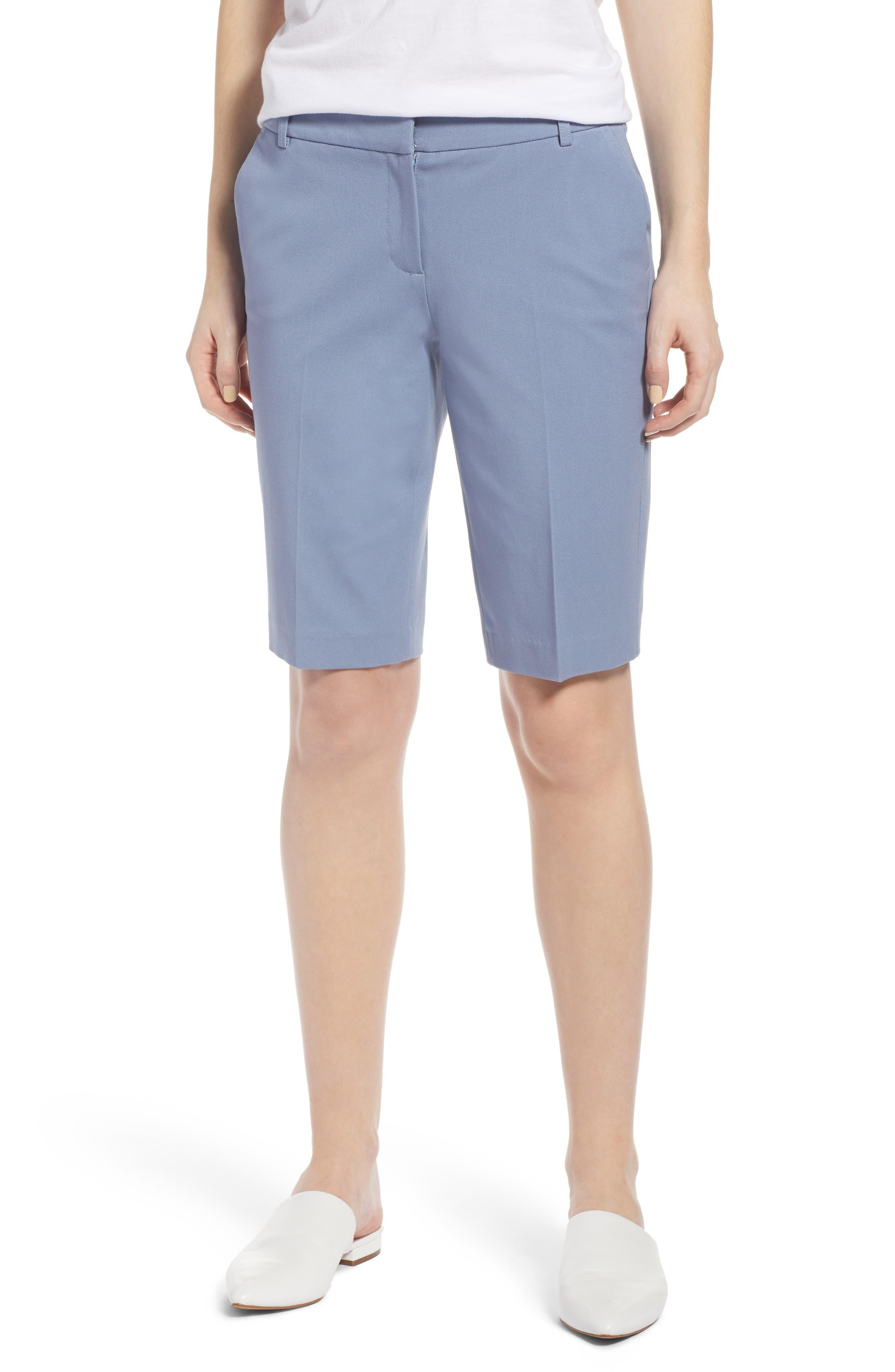 Stretch Bermuda Shorts,                             Main thumbnail 3, color,