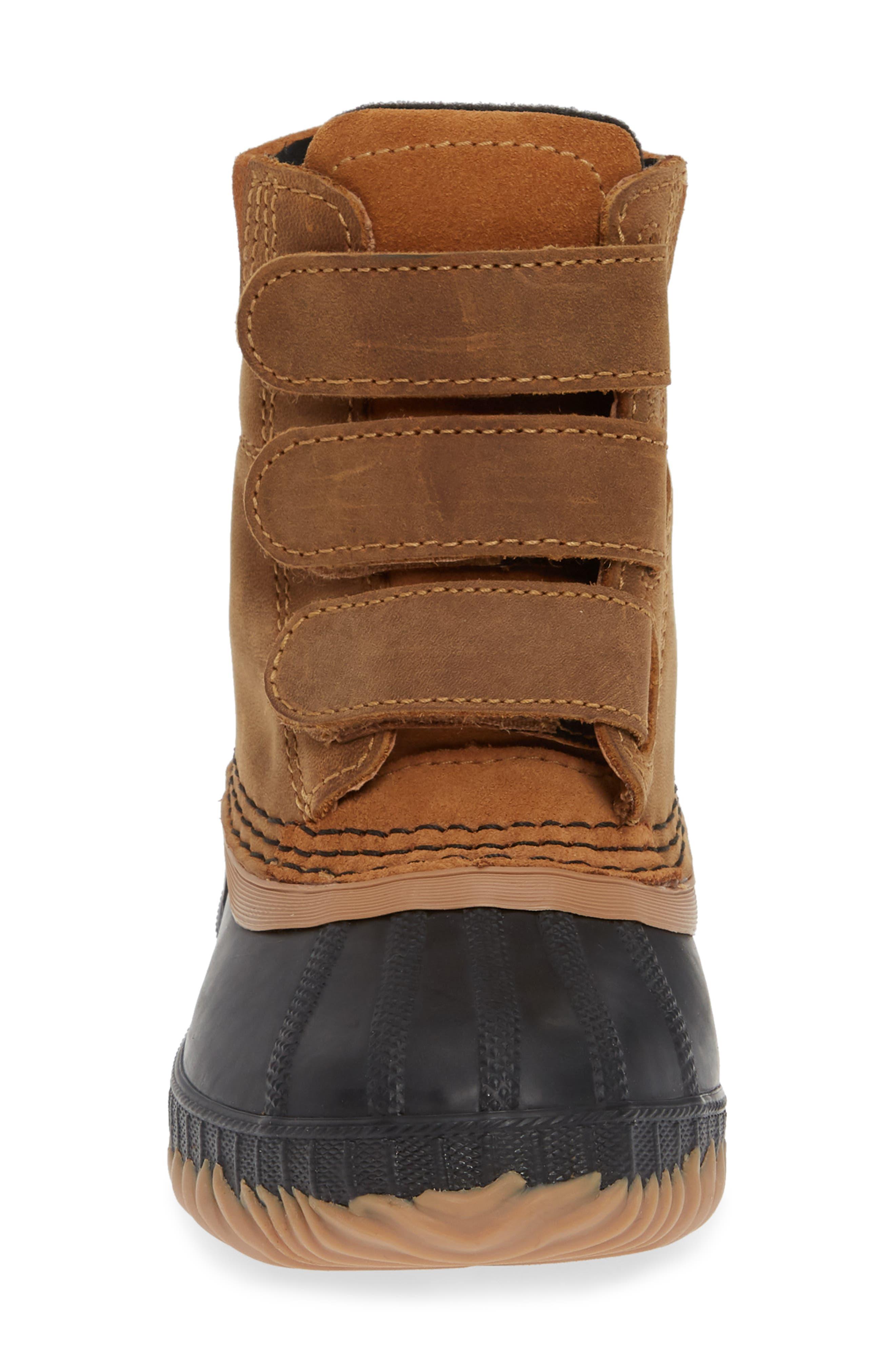 Cheyanne<sup>™</sup> II Waterproof Boot,                             Alternate thumbnail 4, color,                             ELK/ BLACK