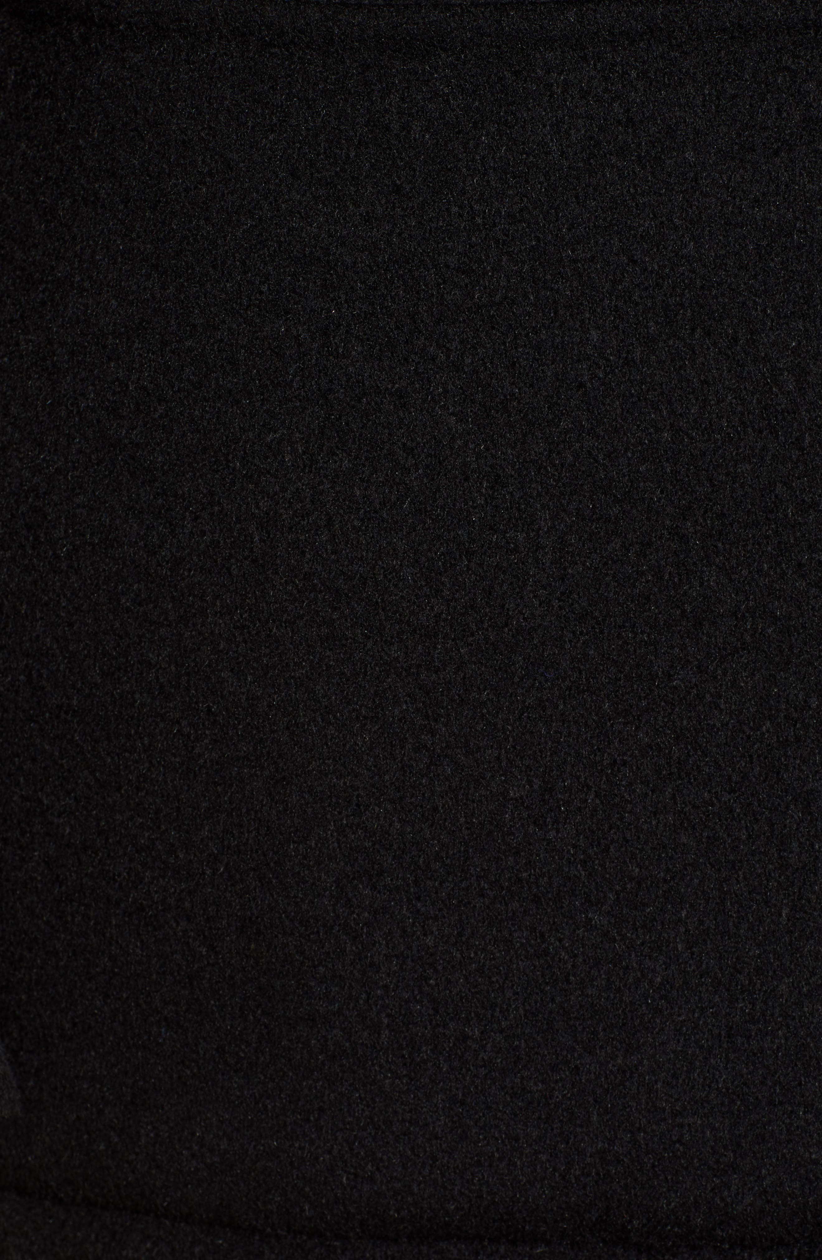 Jenn Double Face Wool Blend Reversible Coat,                             Alternate thumbnail 7, color,                             016