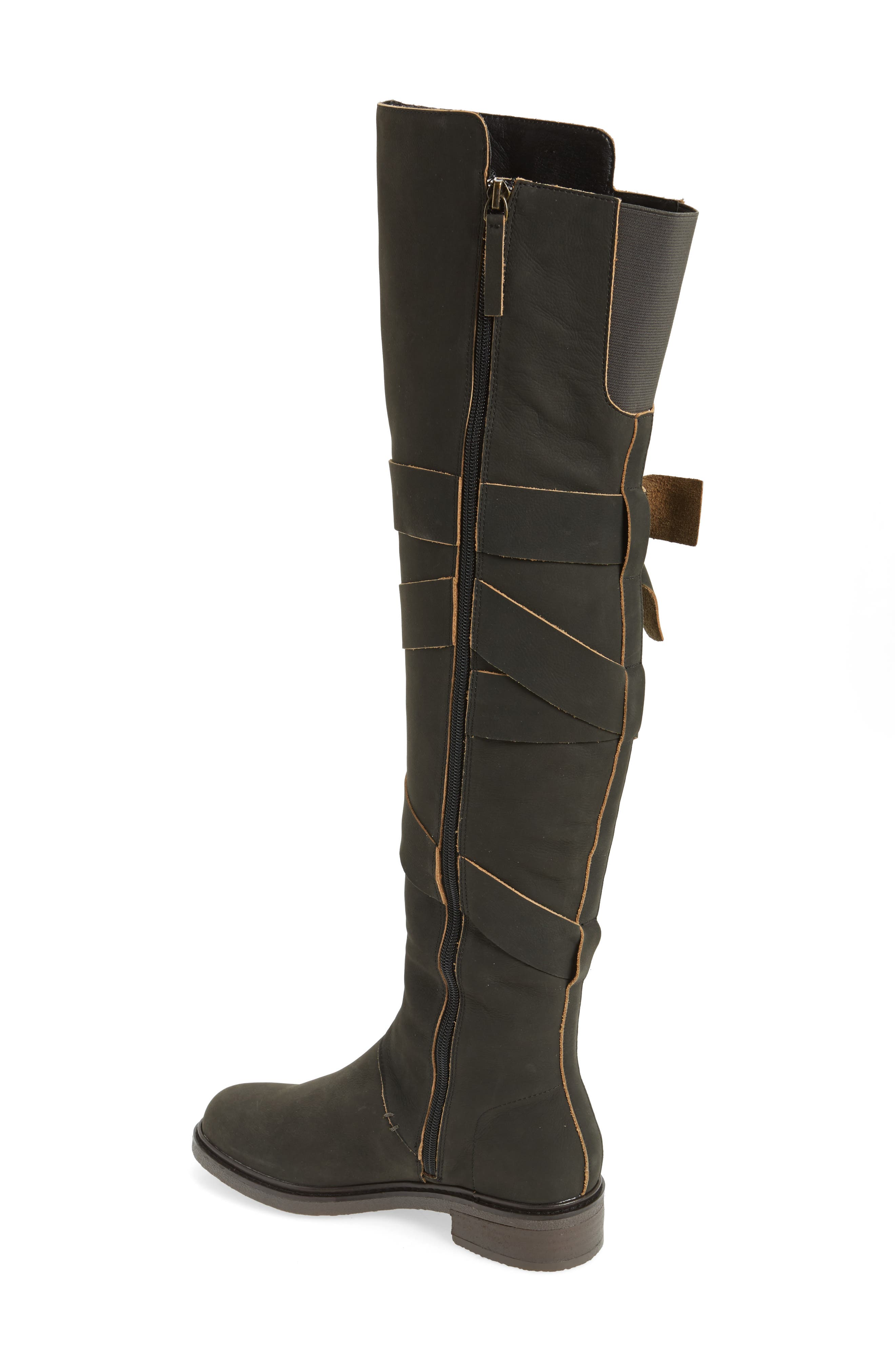 Colby Over the Knee Boot,                             Alternate thumbnail 2, color,                             001