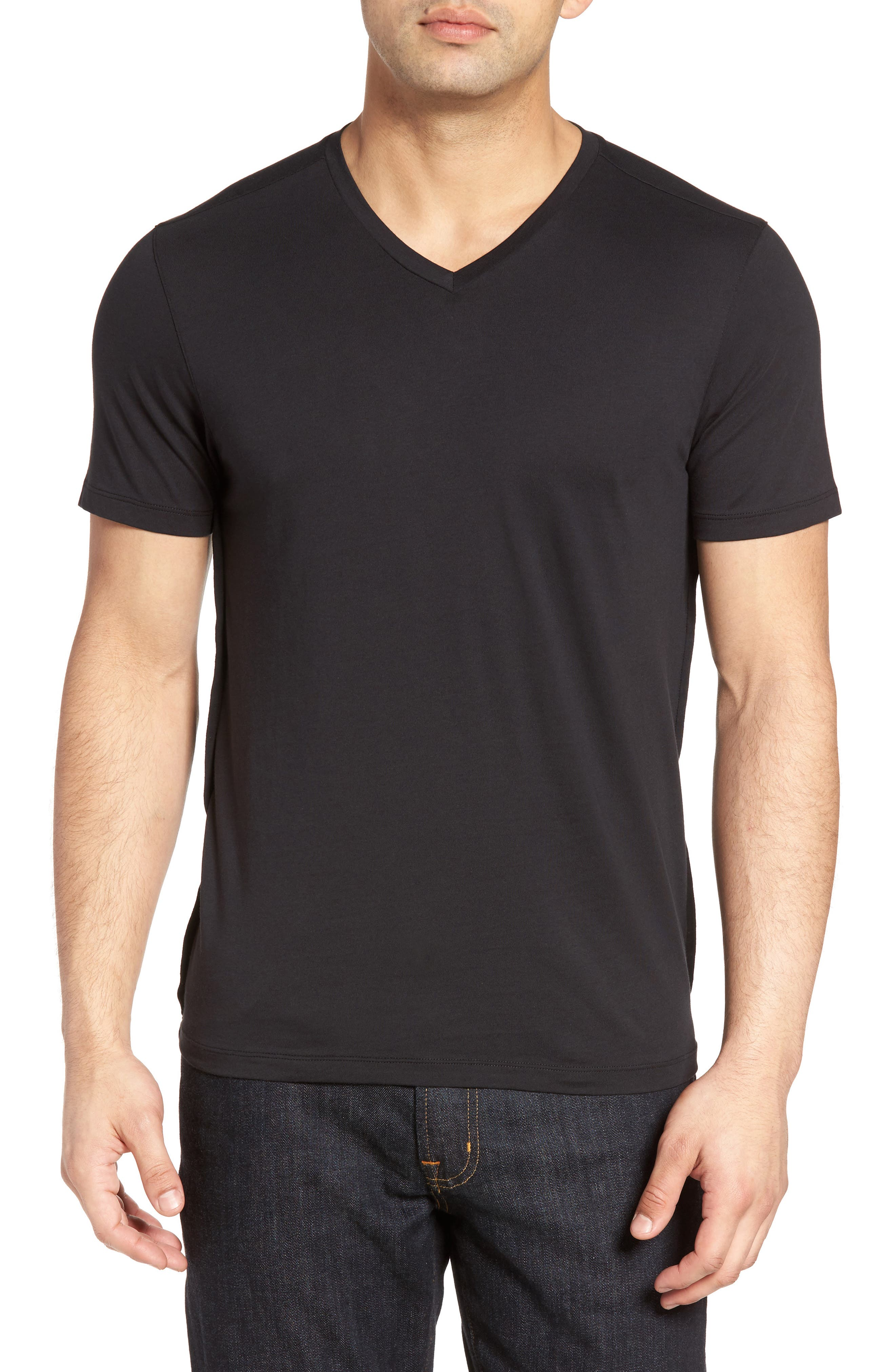 Mercer Jersey T-Shirt,                             Main thumbnail 1, color,                             001