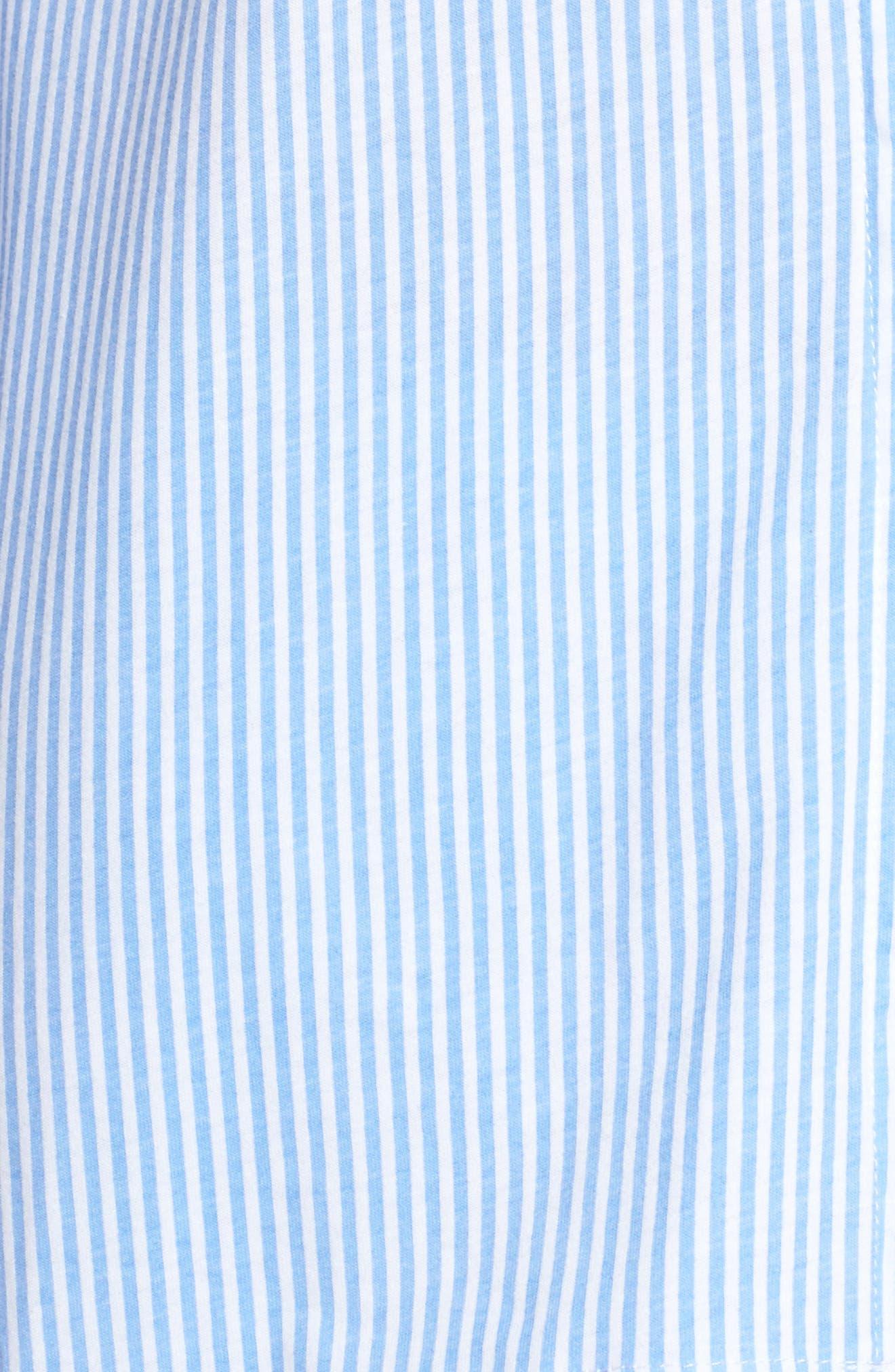 Knit Crop Pajamas,                             Alternate thumbnail 36, color,