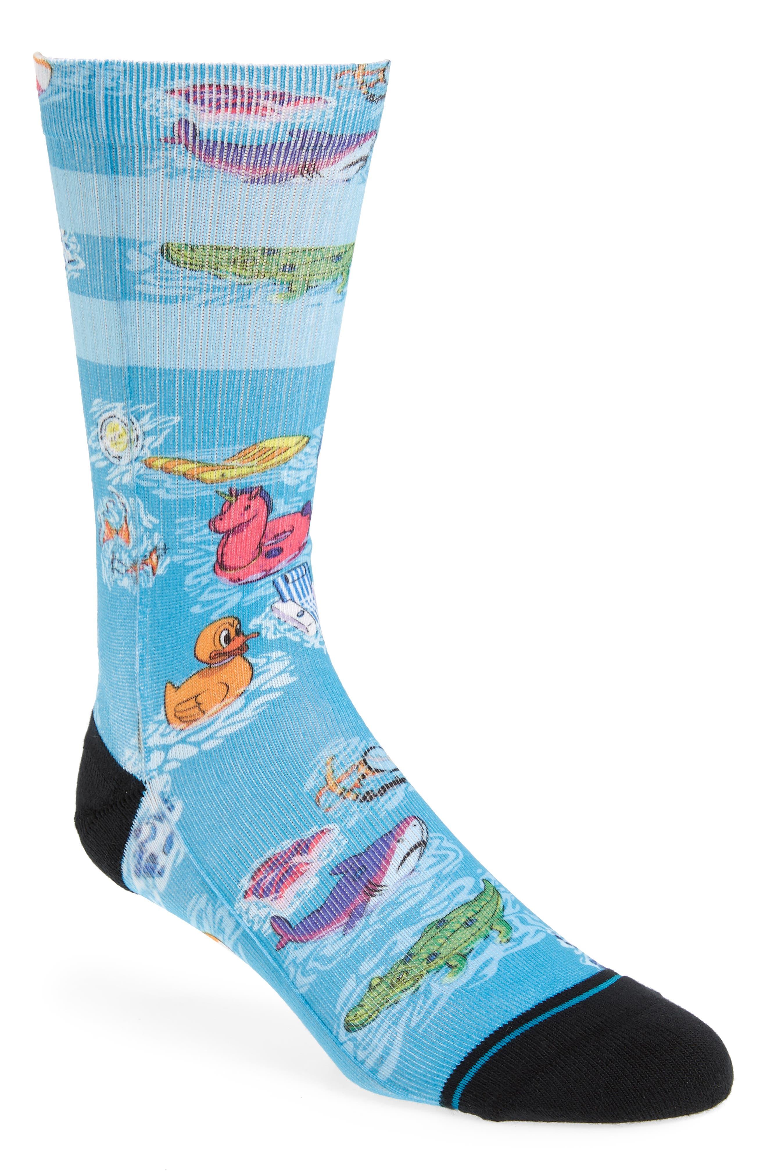 Float Socks, Main, color, 400